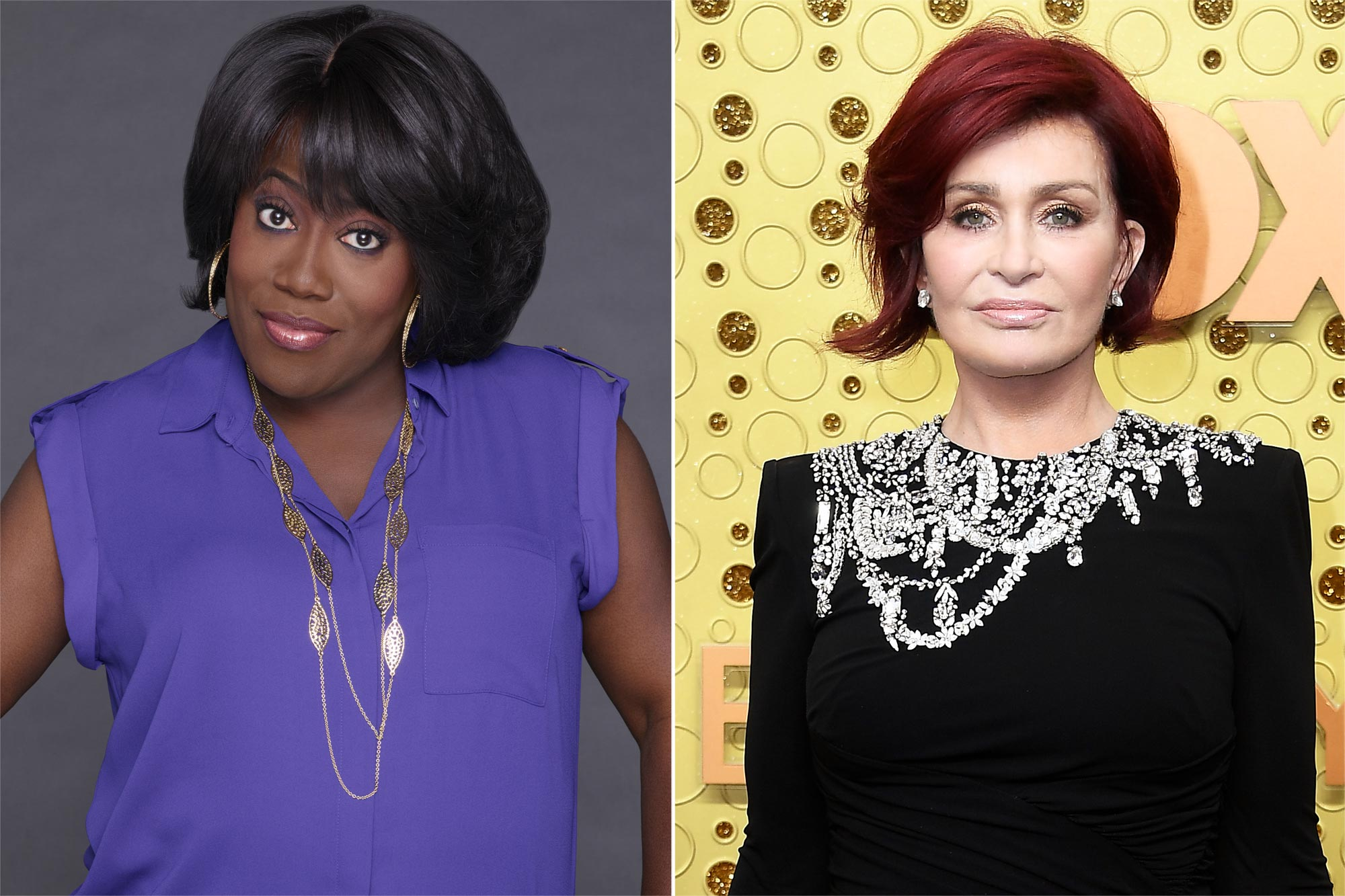 Sheryl Underwood, Sharon Osbourne