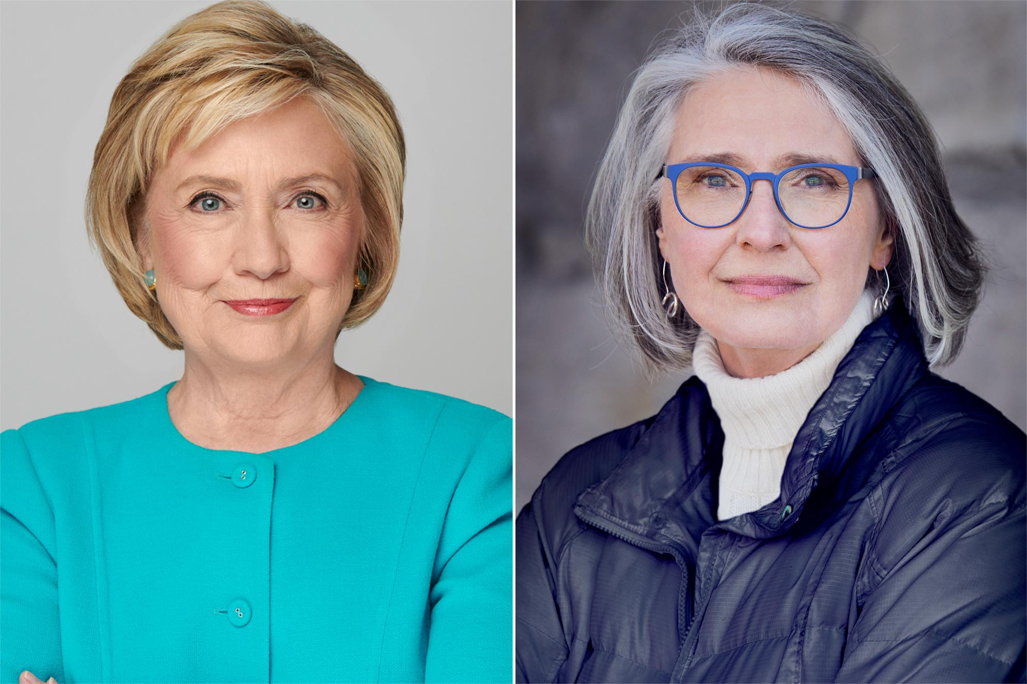 Hillary Clinton, Louise Penny
