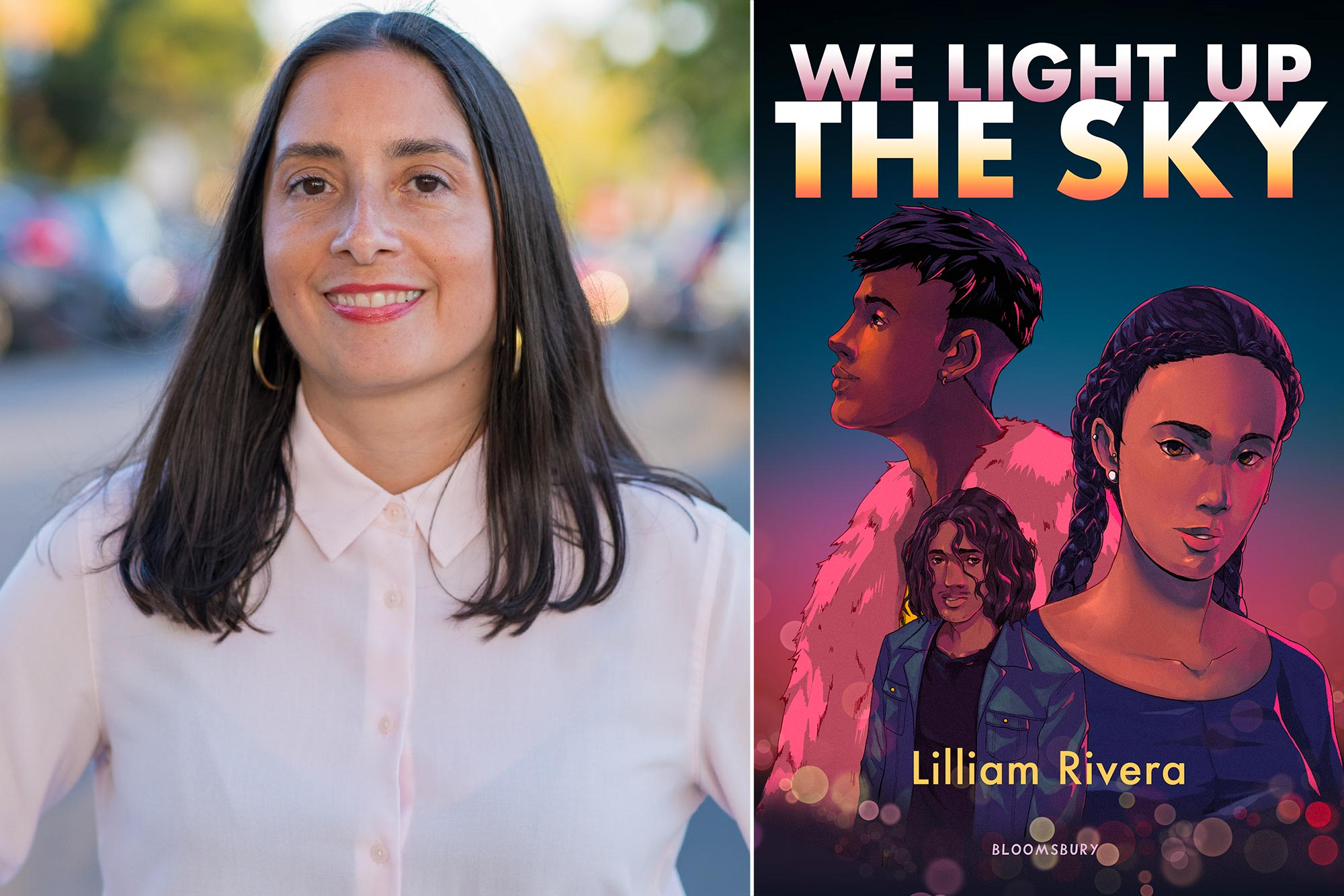 Lilliam Rivera, We Light Up The Sky