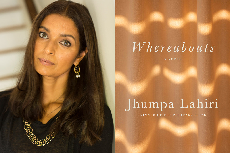 'Whereabouts' Jhumpa Lahiri