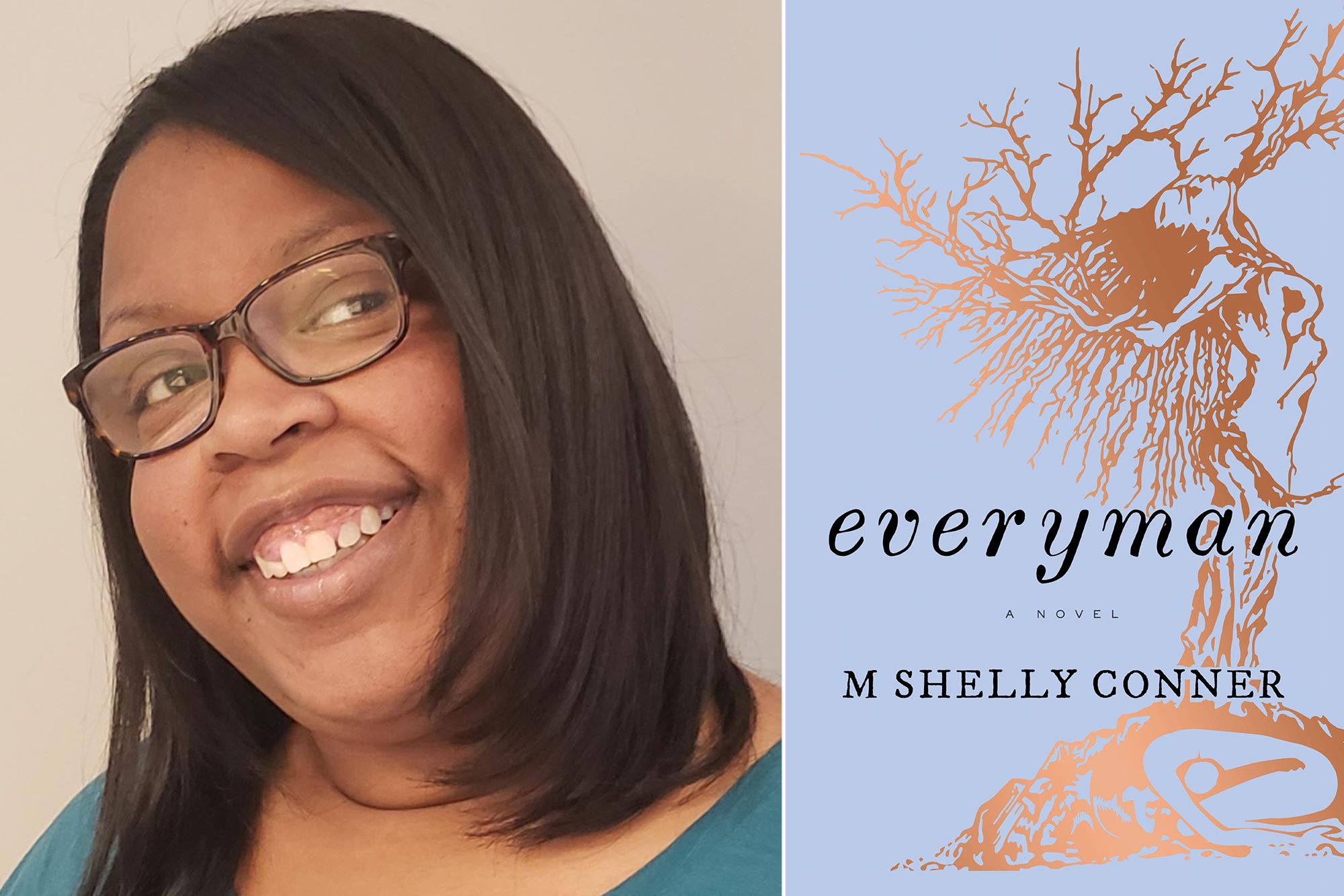 Catherine Adel West recommends Everyman by M Shelly Conner