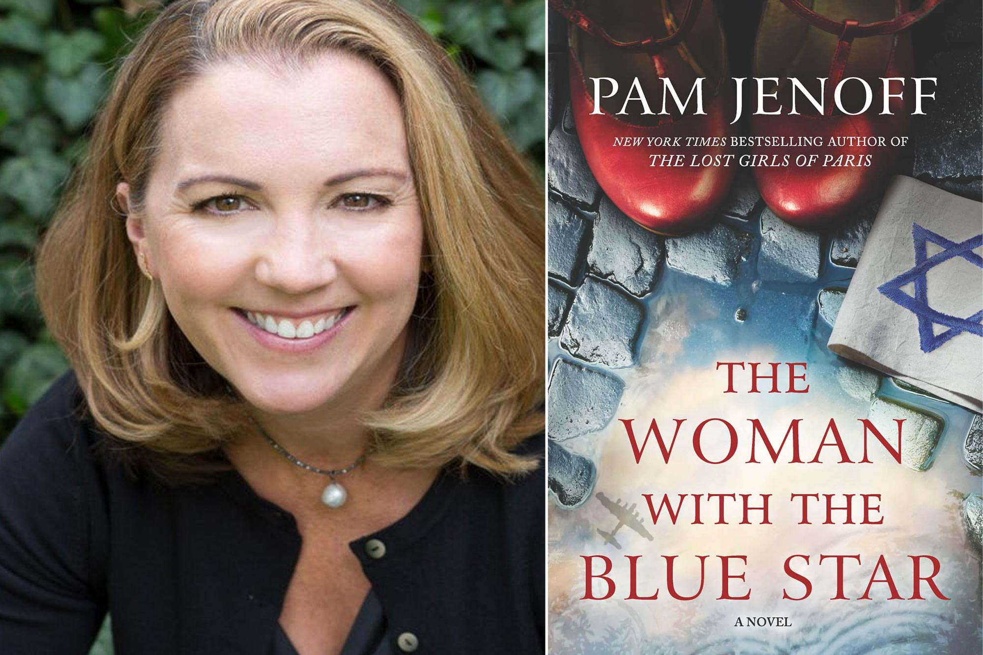Jane Healey recommends The Woman With the Blue Star