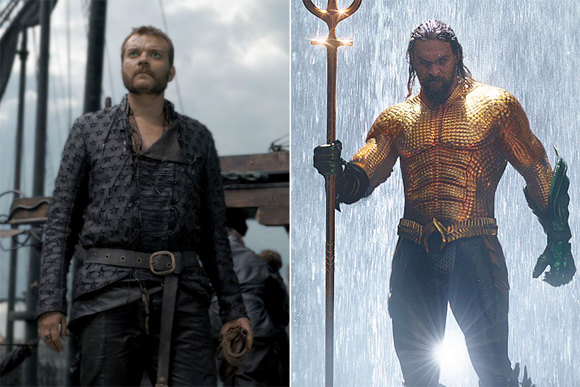 Game of Thrones, Aquaman