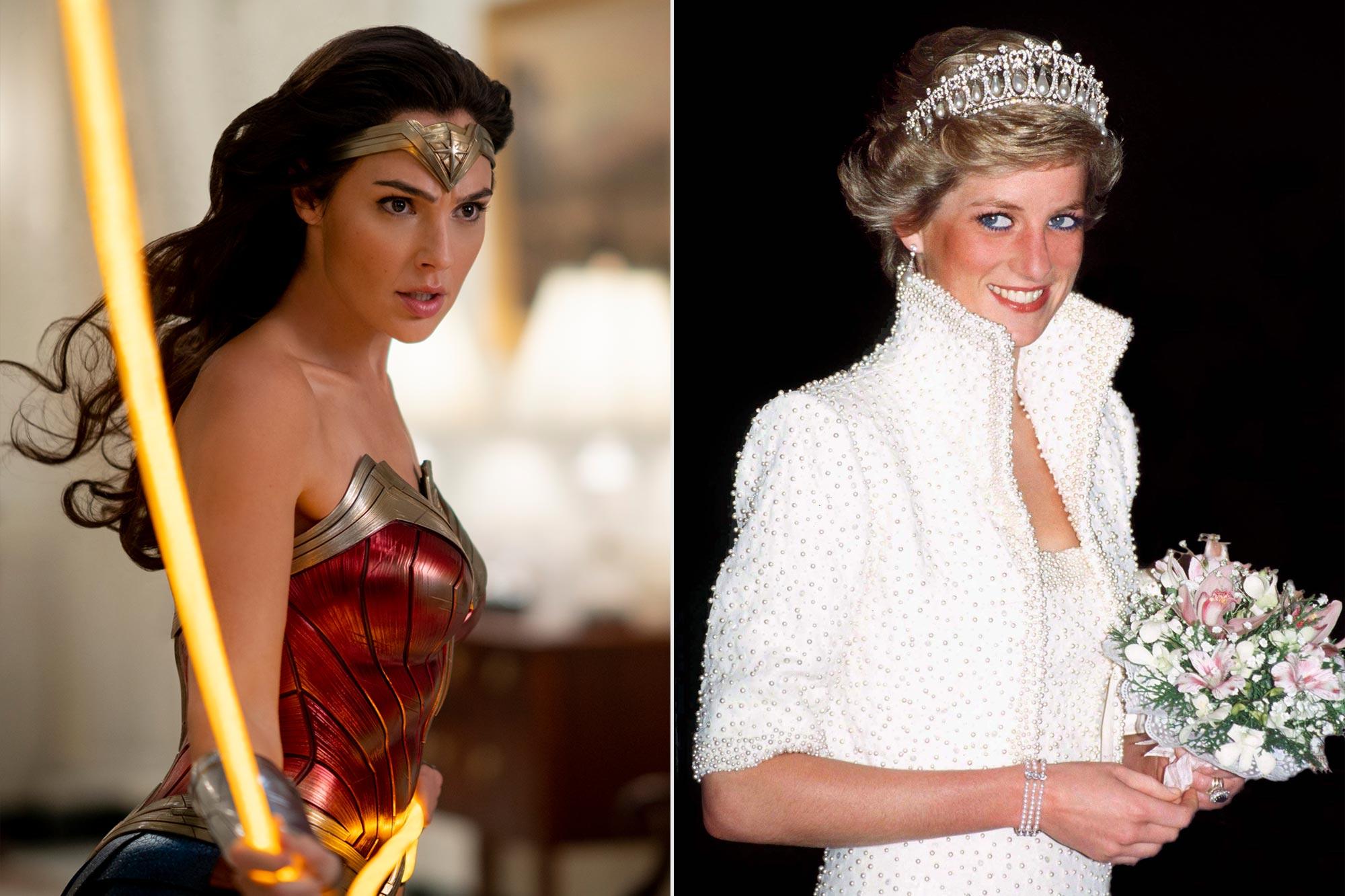 Wonder Woman 1984; Princess Diana