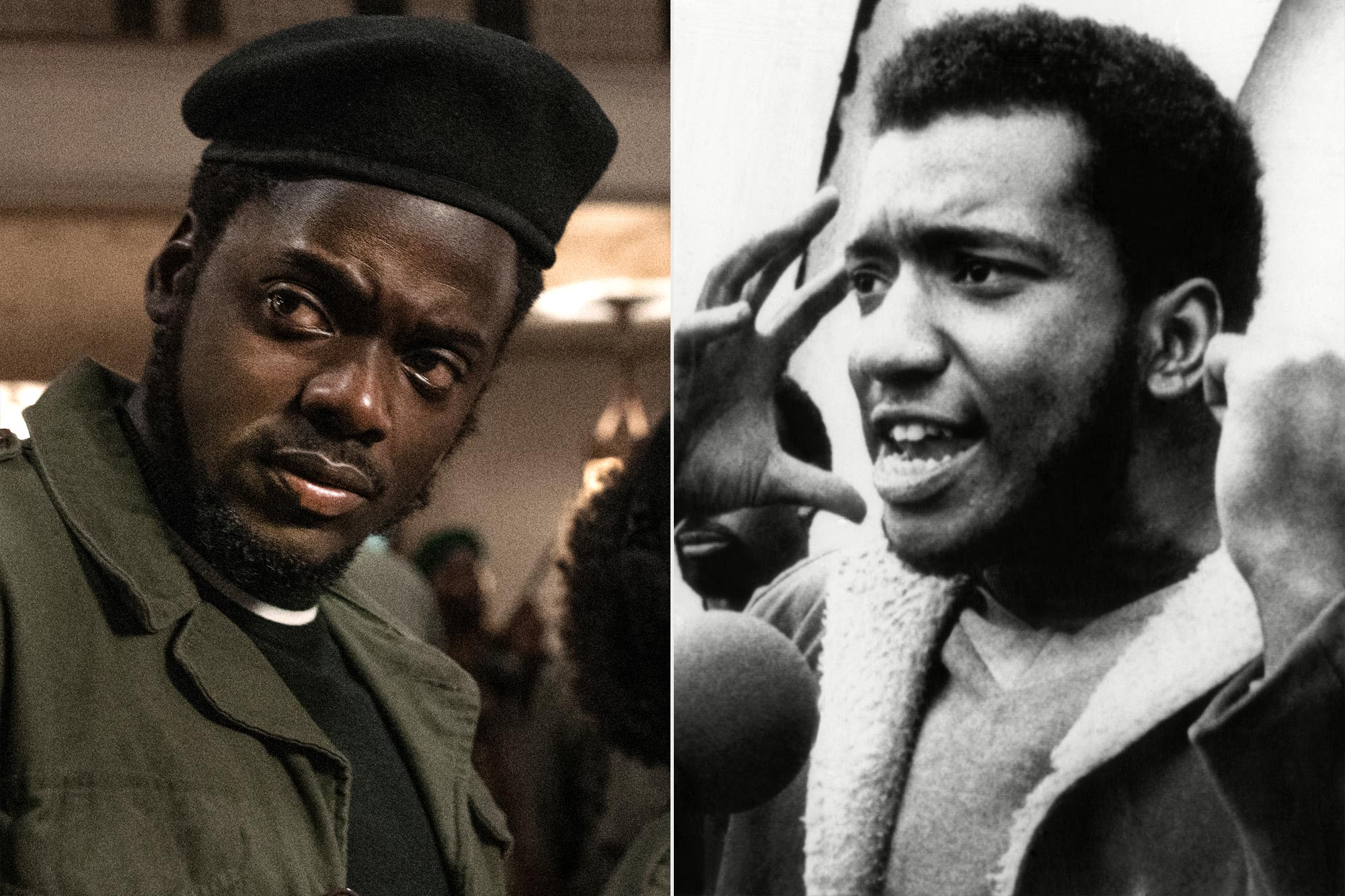 JUDAS AND THE BLACK MESSIAH; Fred Hampton