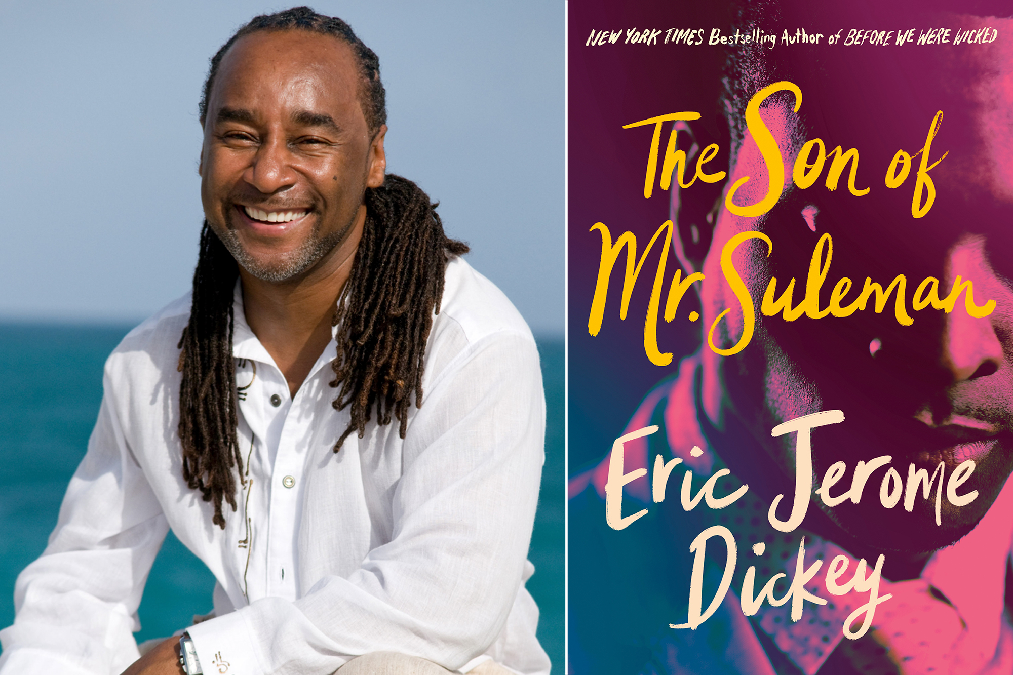 Eric Jerome Dickey, Son of Mr. Suleman