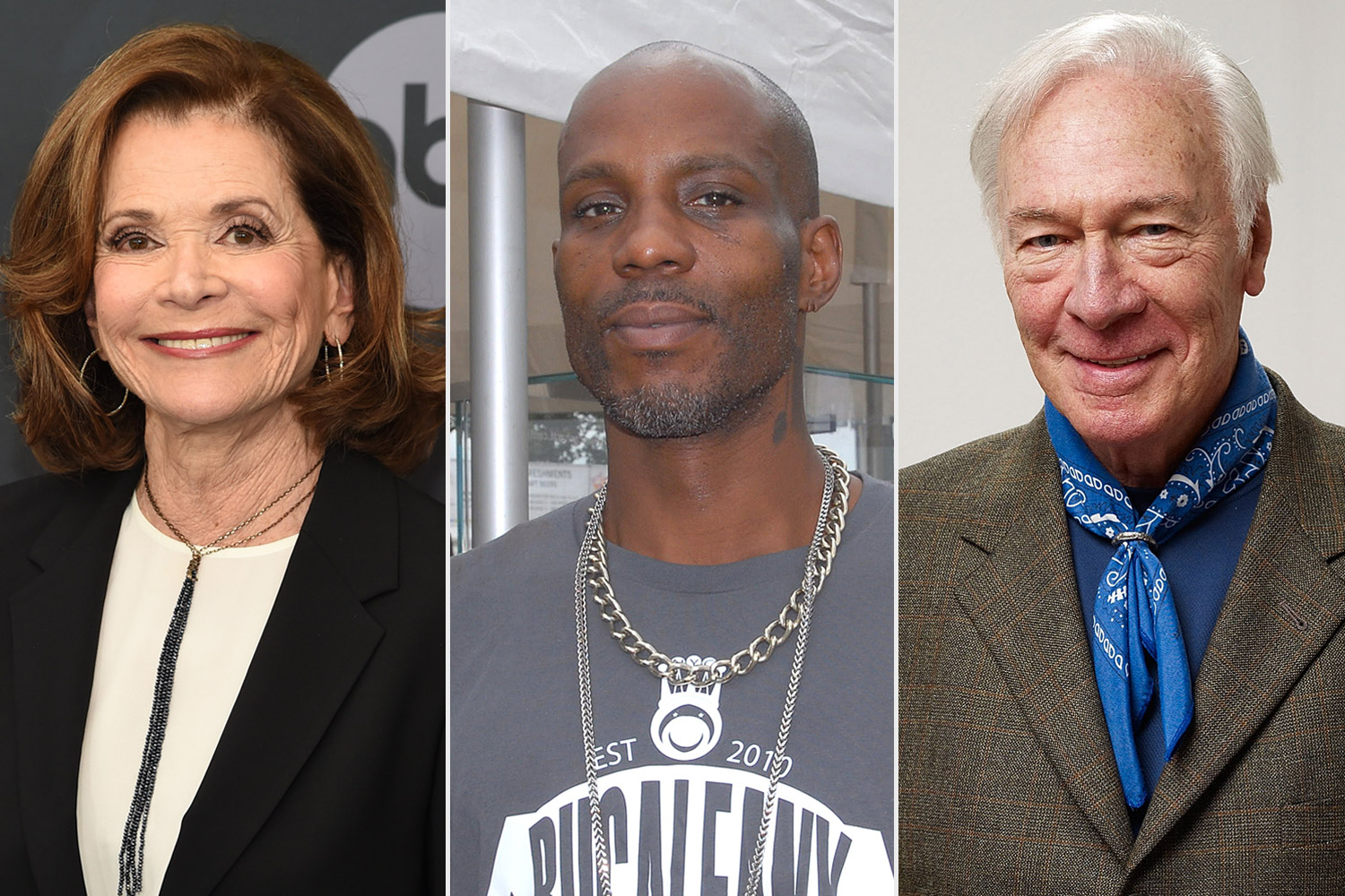 DMX, Jessica Walter, and Christopher Plummer