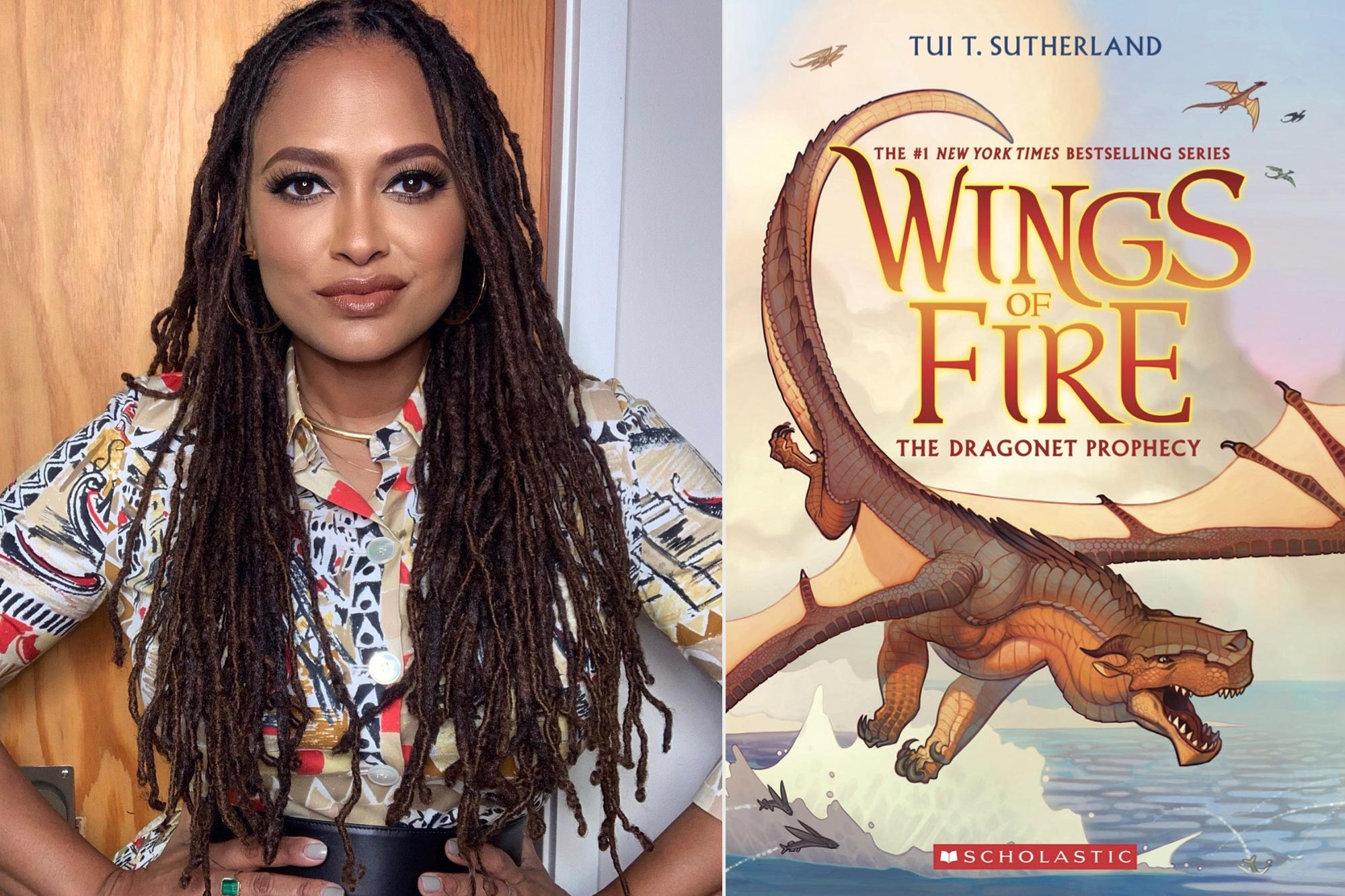 Ava DuVernay; Wings of Fire