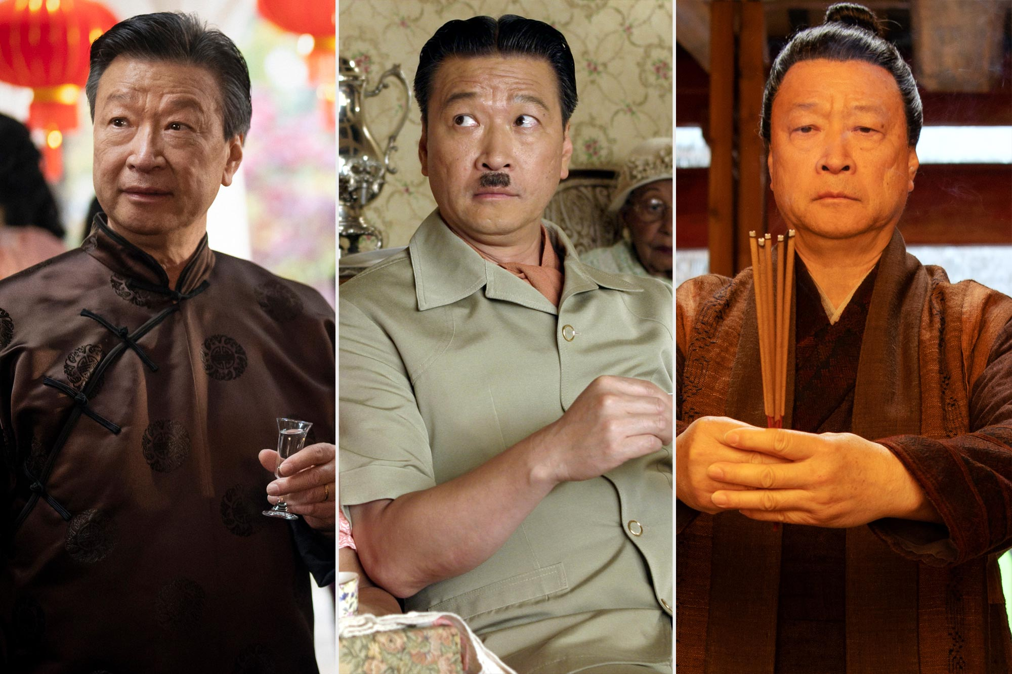 Tzi Ma Role Call
