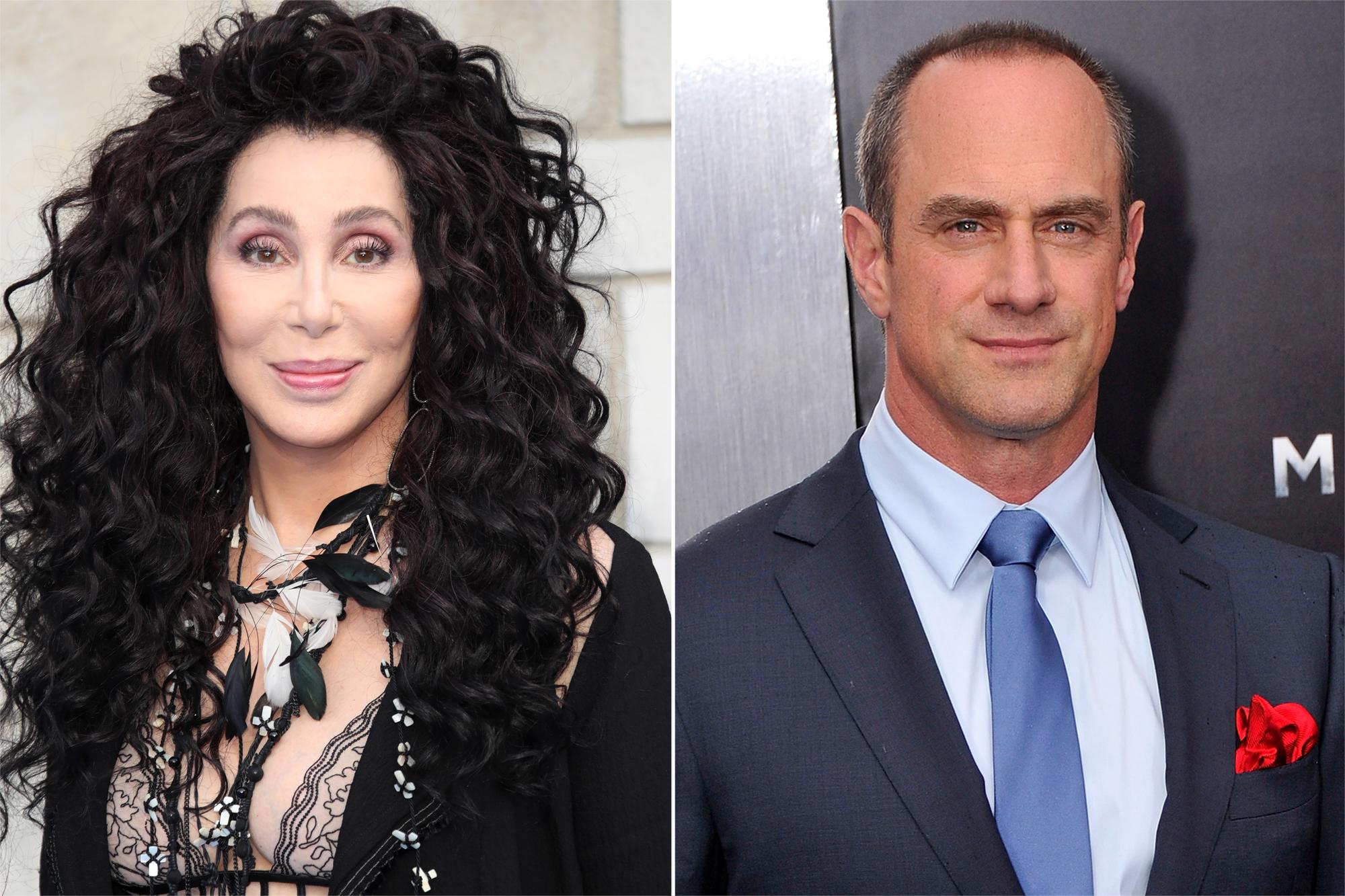 Cher, Christopher Meloni
