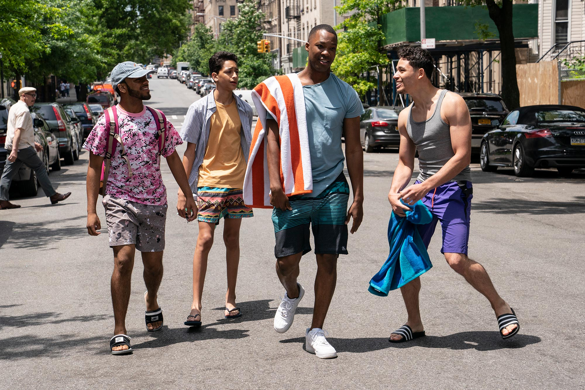 In the Heights review: Lin-Manuel Miranda's vibrant musical dazzles on  screen | EW.com