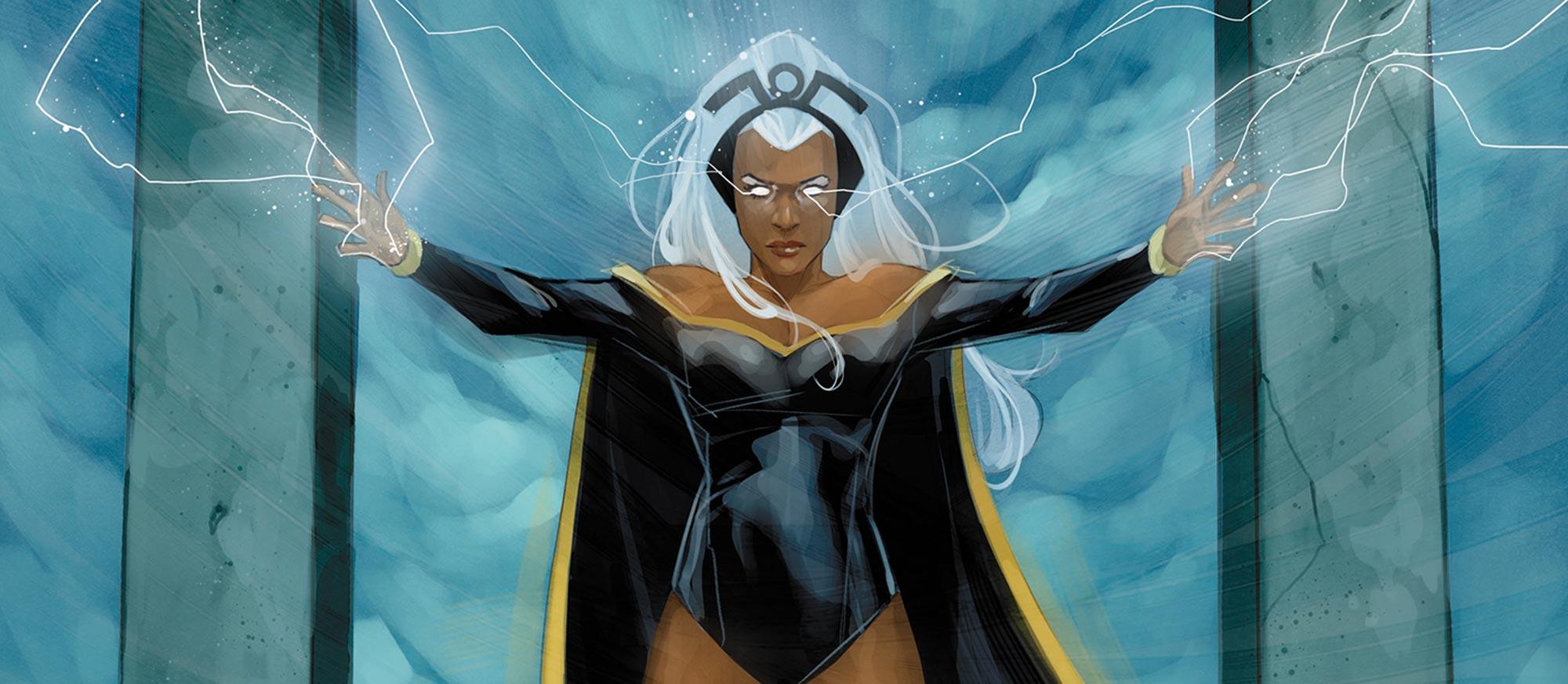Storm X-Men Comics