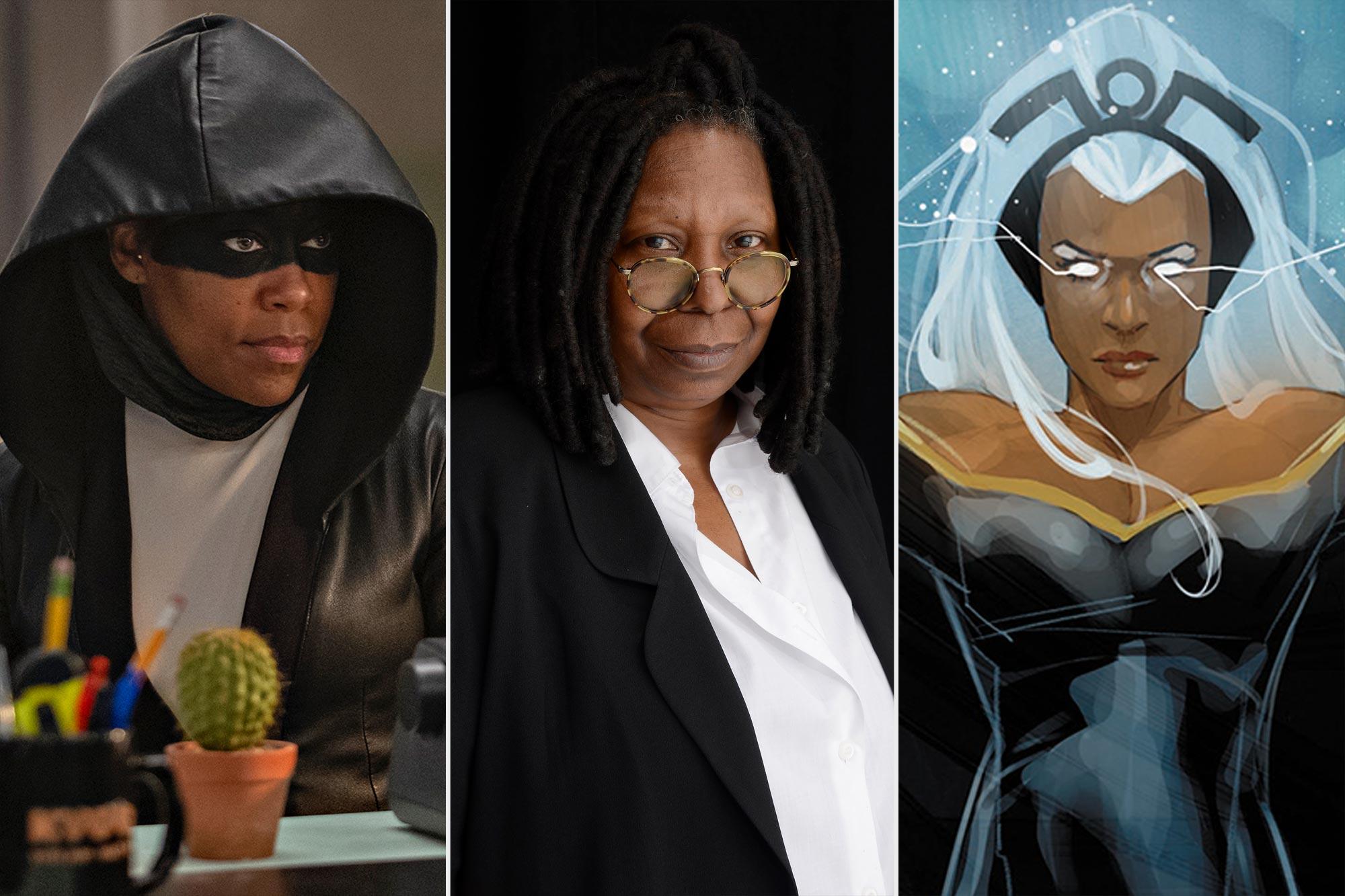 Watchmen; Whoopi Goldberg; Storm