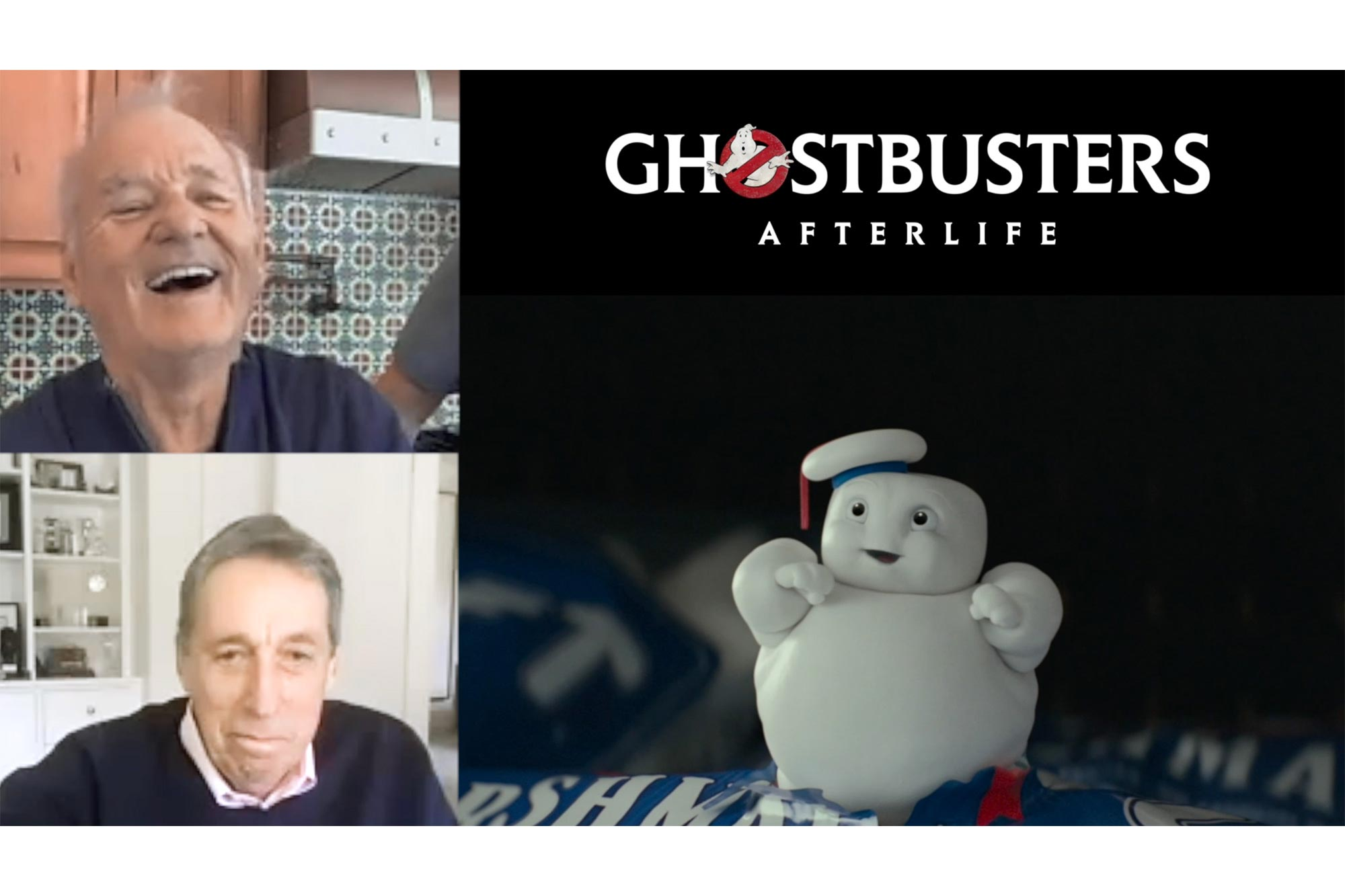 Ghostbuster afterlife