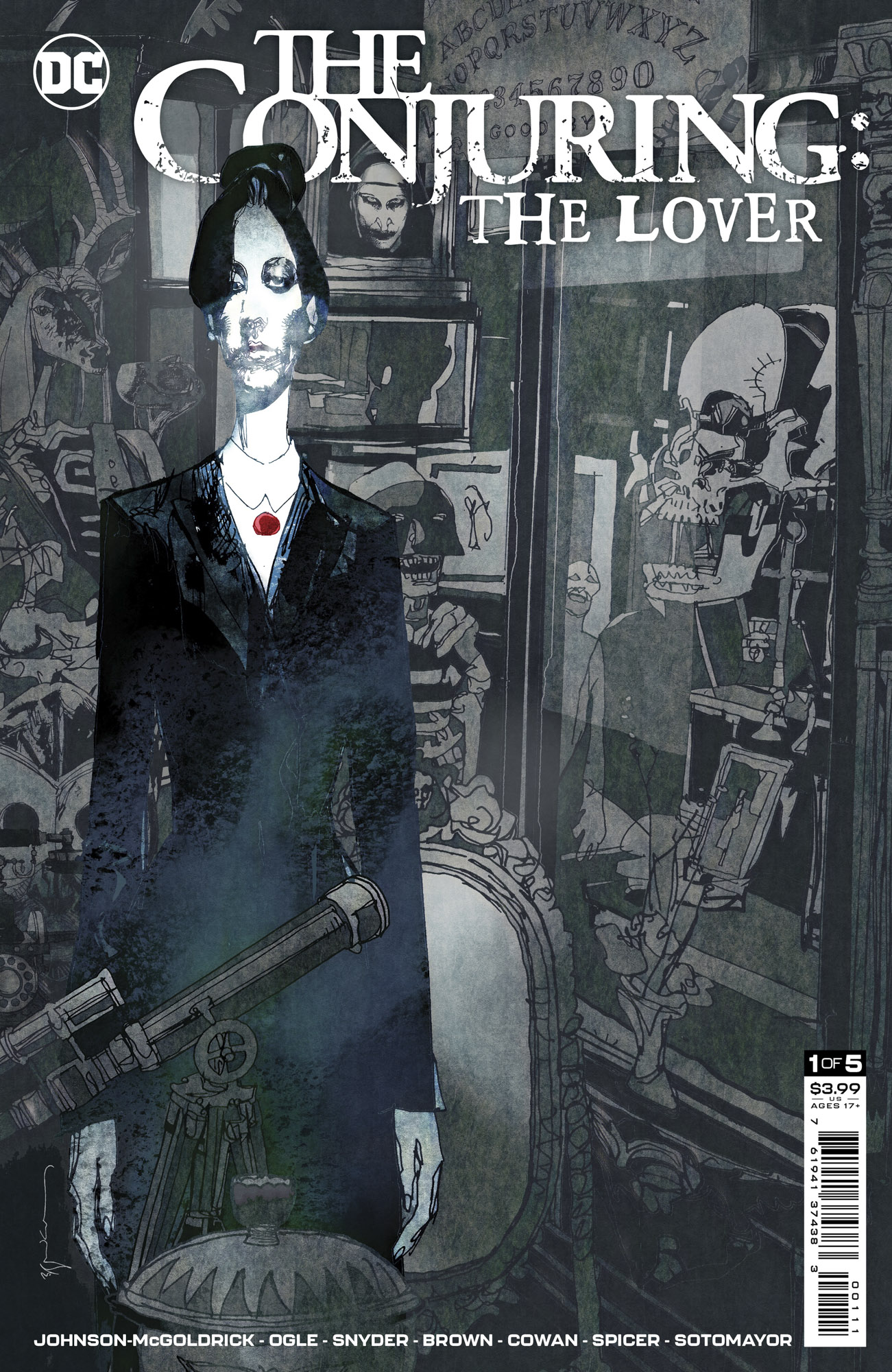 The Conjuring comic