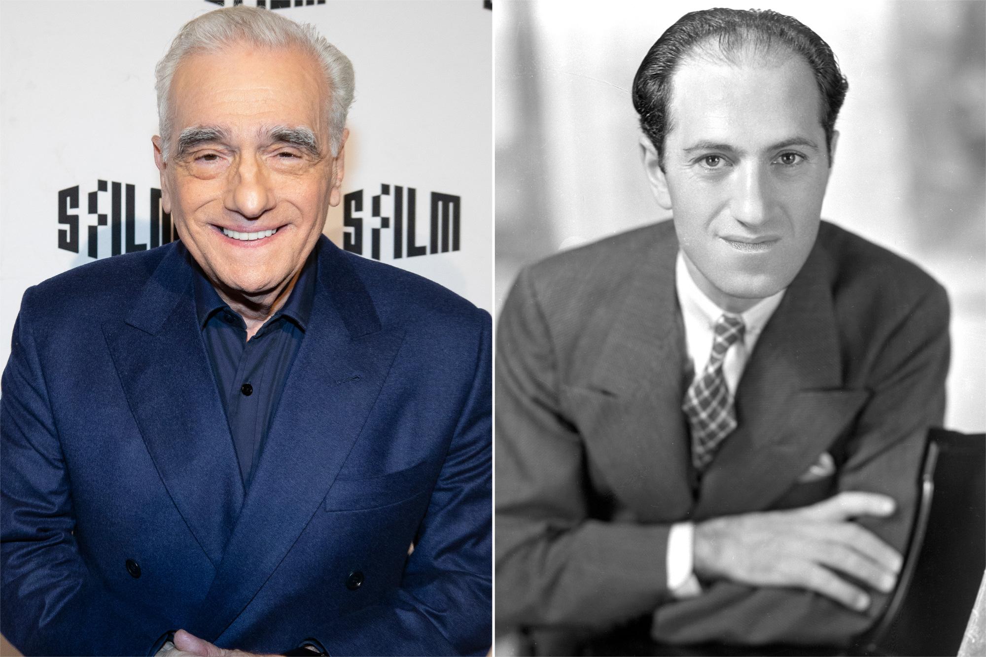 Martin Scorsese, George Gershwin