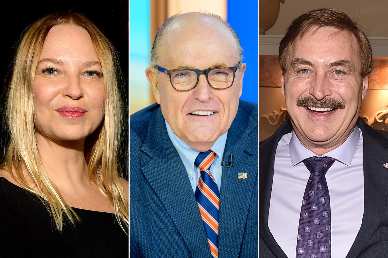 SIA, Rudy Giuliani, Mike Lindell