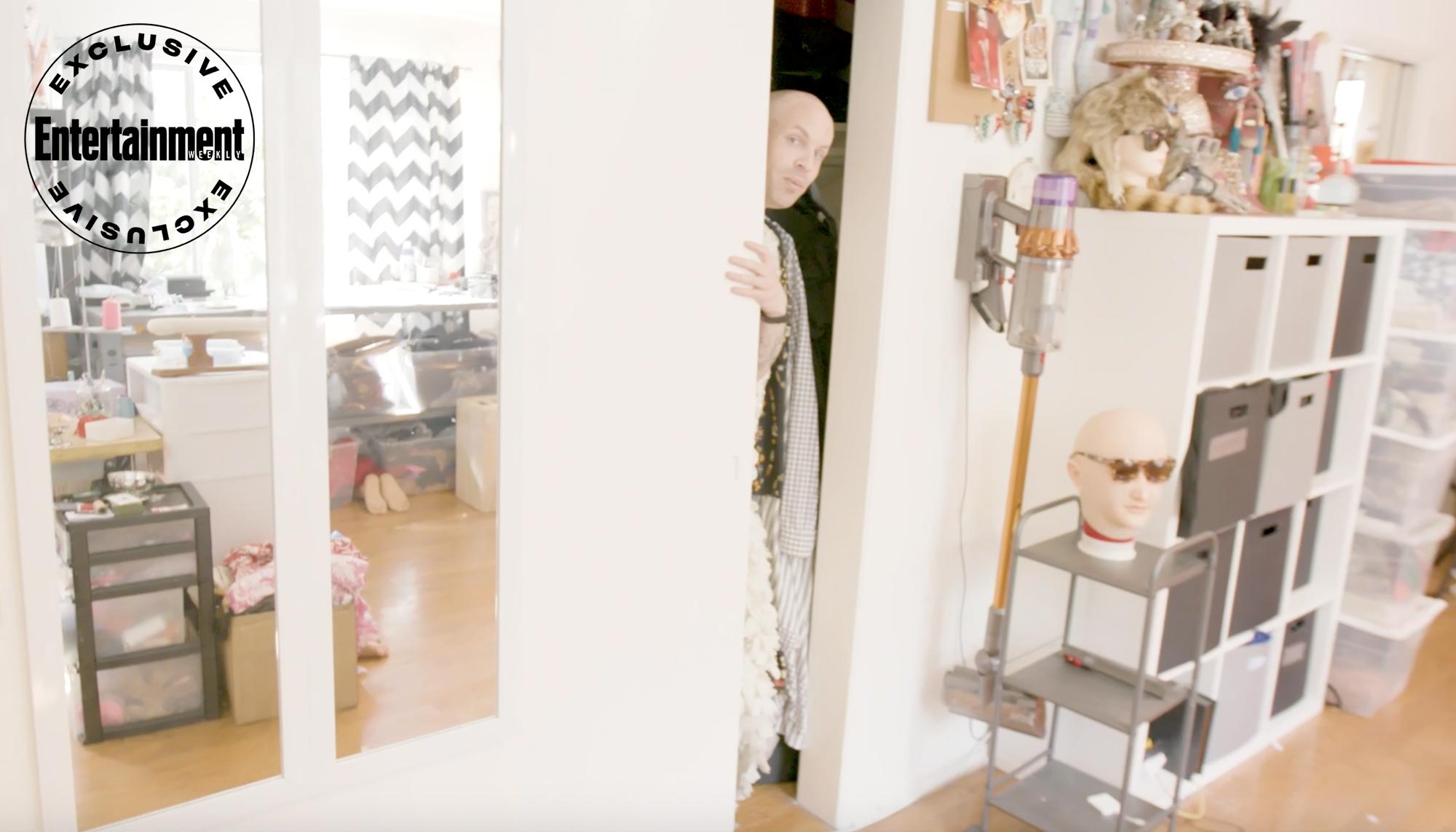 Katya, Out of the Closet