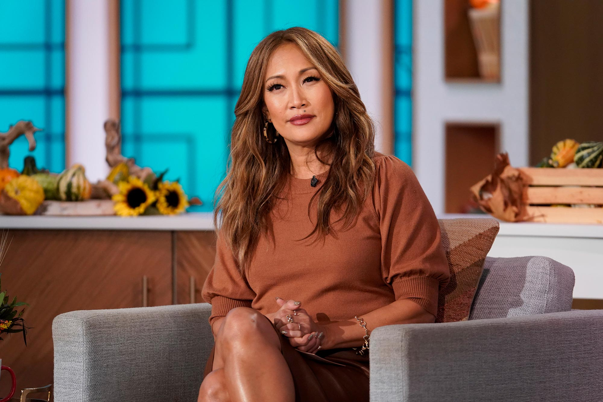 Carrie Ann Inaba announces she's taking a break from The Talk due to health issues