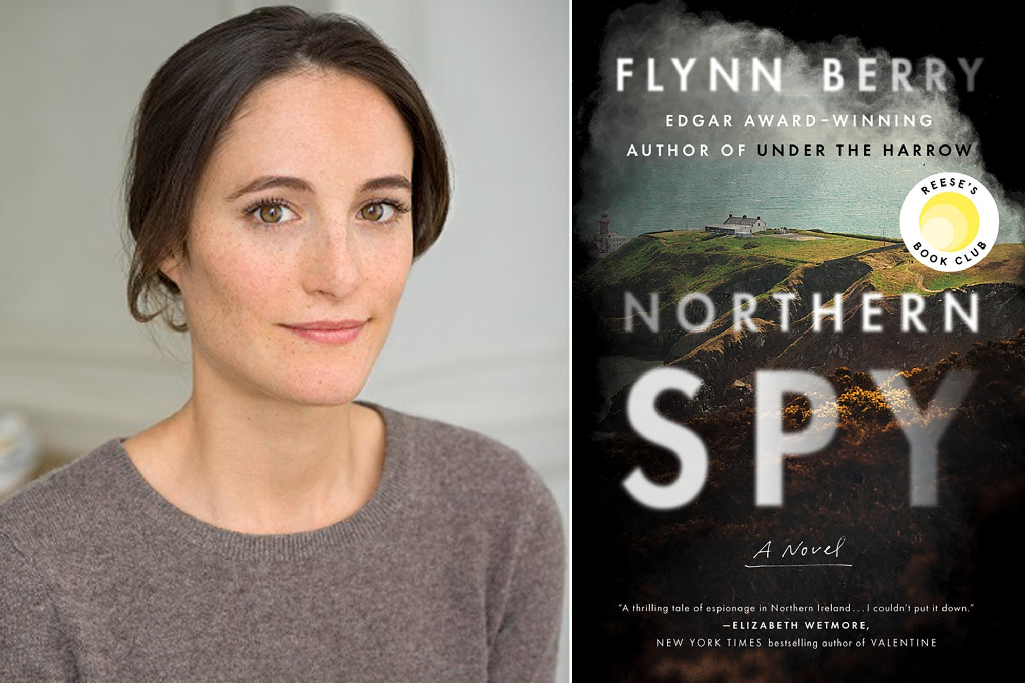 Flynn Berry, Northern Spy