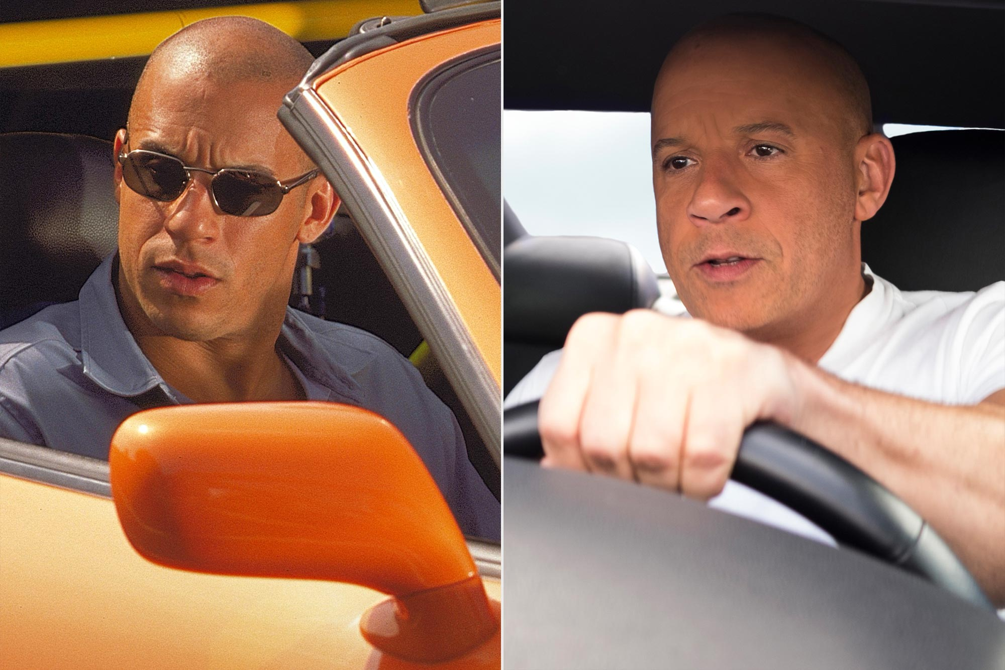 The Fast and the Furious; F9 Vin Diesel