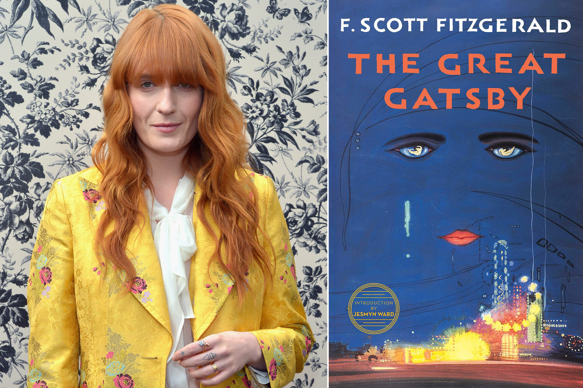 The Great Gatsby is becoming a stage musical with Florence Welch | EW.com