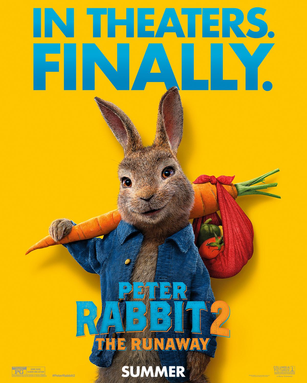 Peter Rabbit 2 credit columbia pictures
