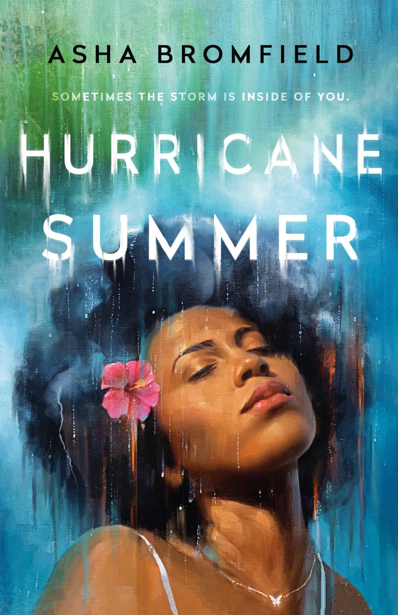 Hurricane Summer by Asha Bromfield