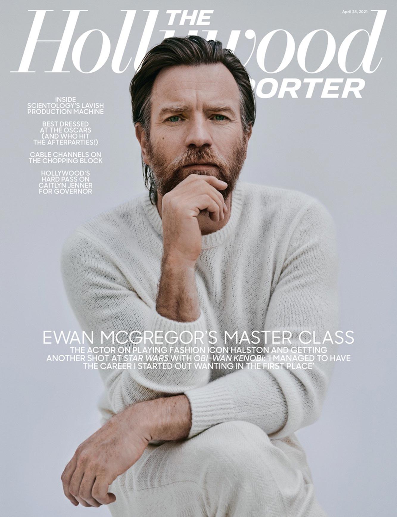 The Hollywood Reporter - Ewan McGregor