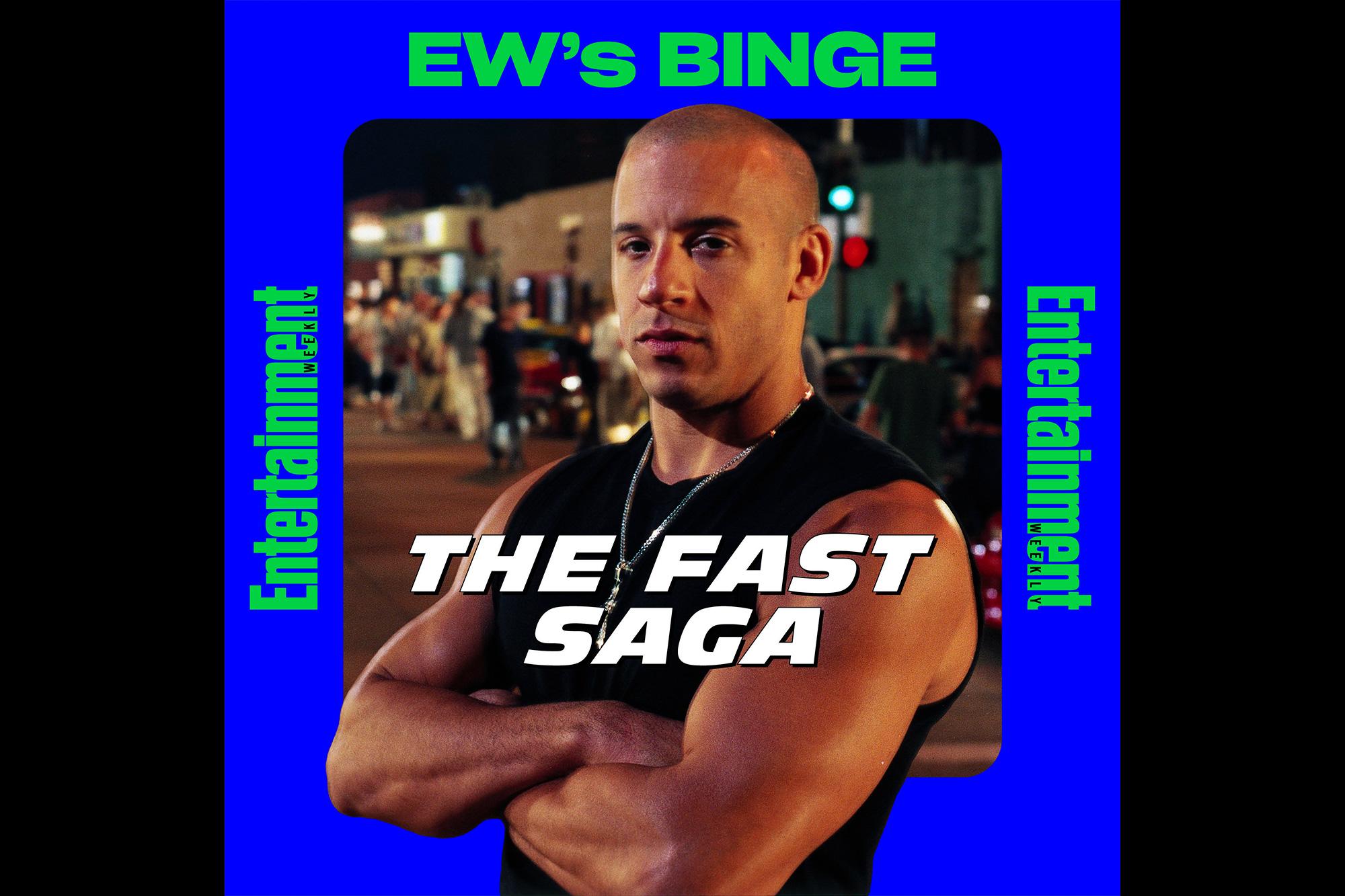 EW Binge