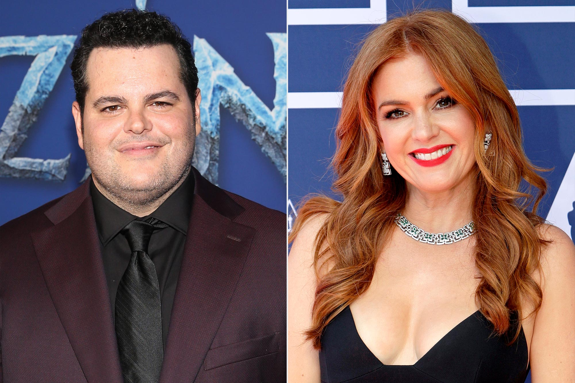 Josh Gad; Isla Fisher