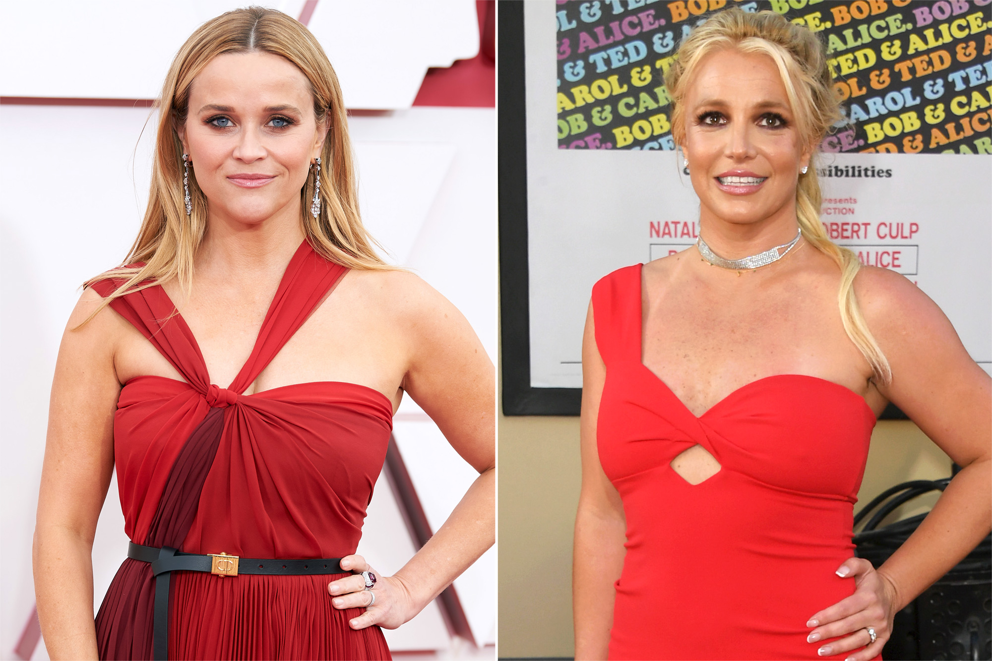 Reese Witherspoon, Britney Spears