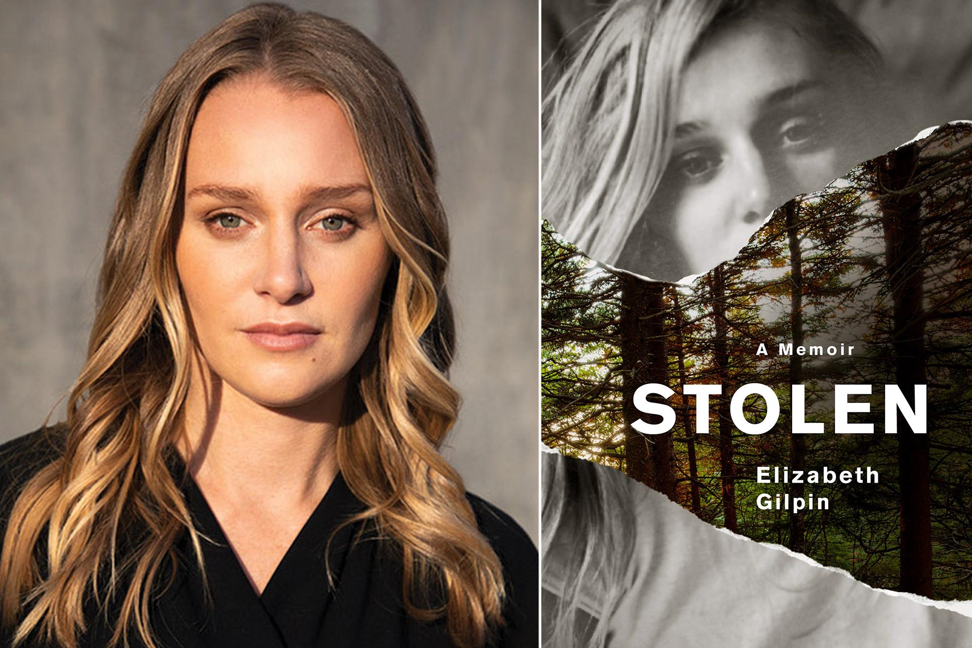Elizabeth Gilpin, Stolen
