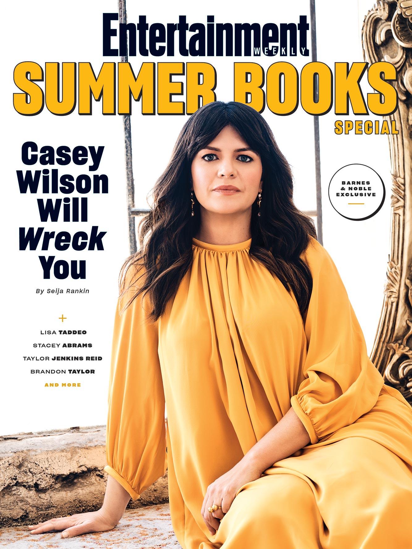 Casey Wilson Summer Books 2021 cover