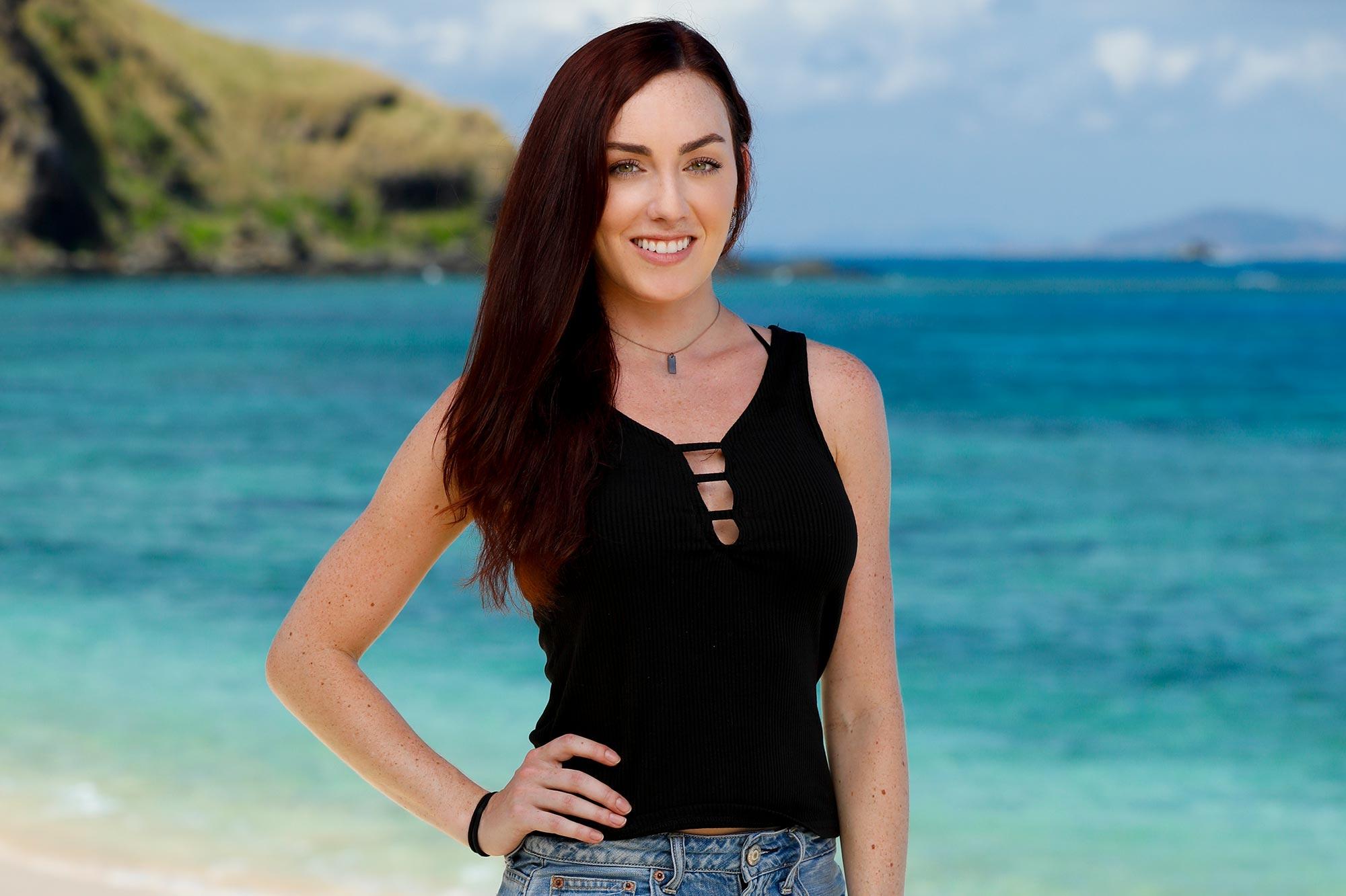 Chelsea Townsend (Survivor: Ghost Island – season 36)