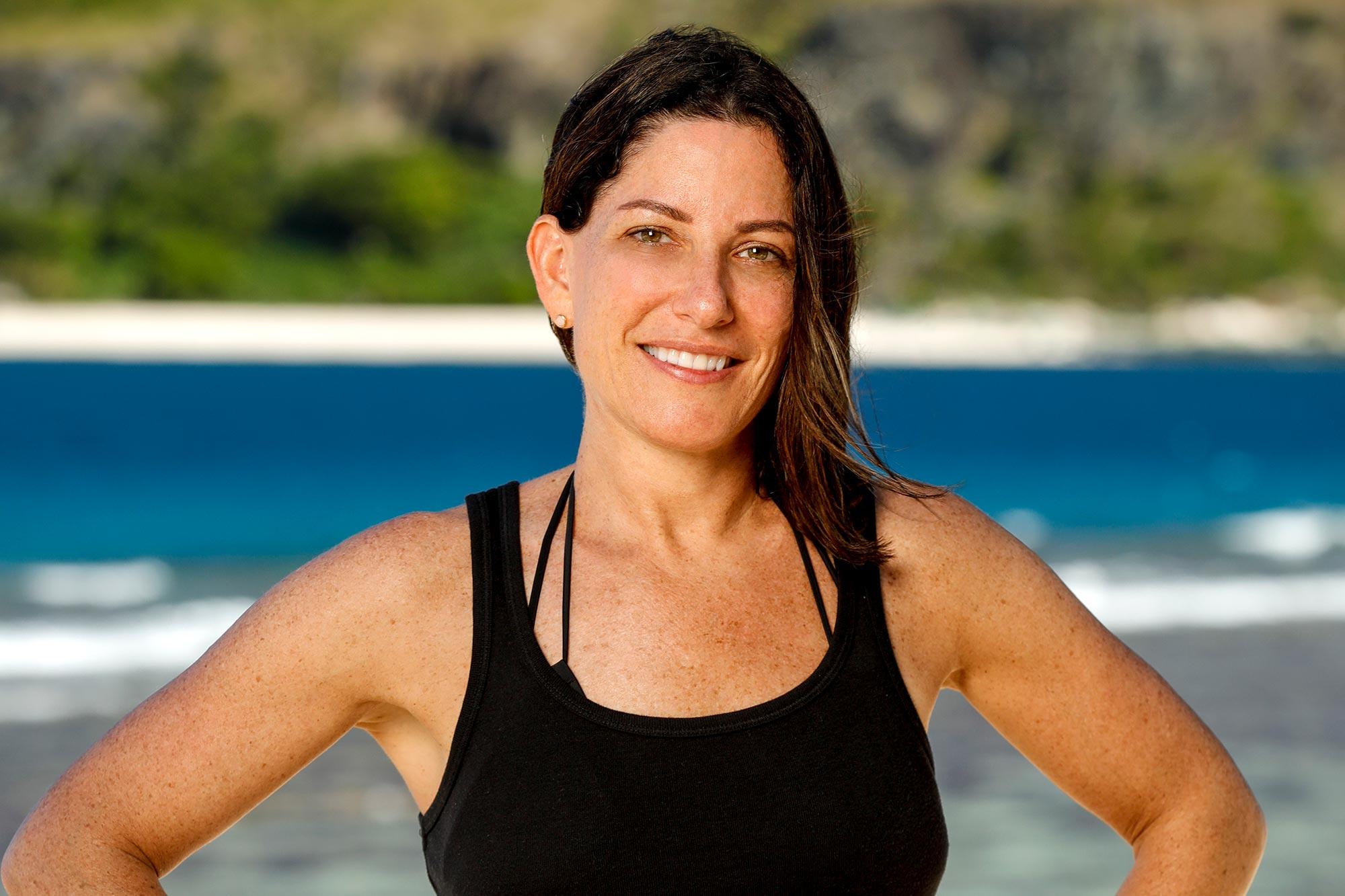 Julie Rosenberg (Survivor: Edge of Extinction – season 36)