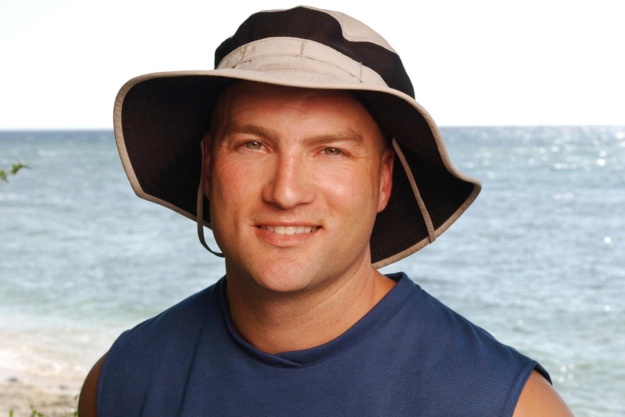 Survivor - Chad Crittenden