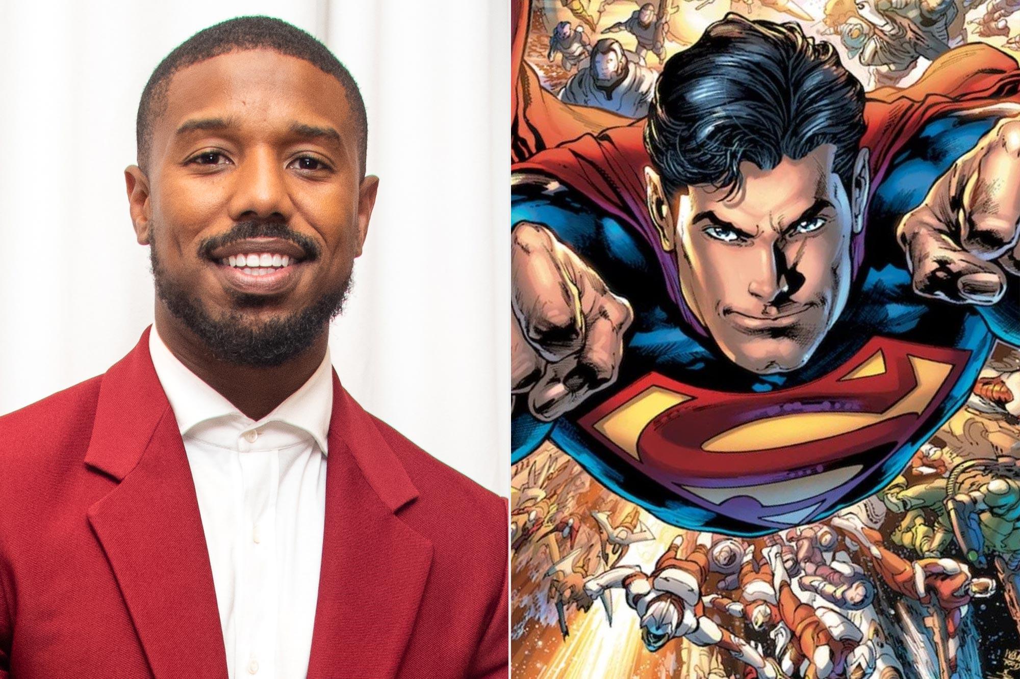 Michael B. Jordan; Superman