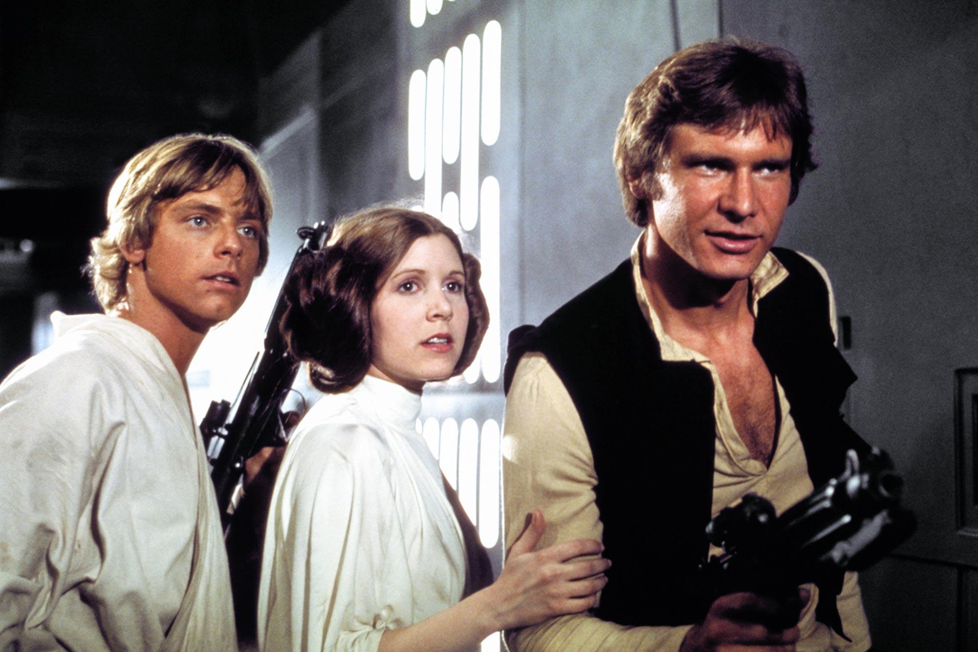 Star Wars Ranking Star Wars: Episode IV - A New Hope
