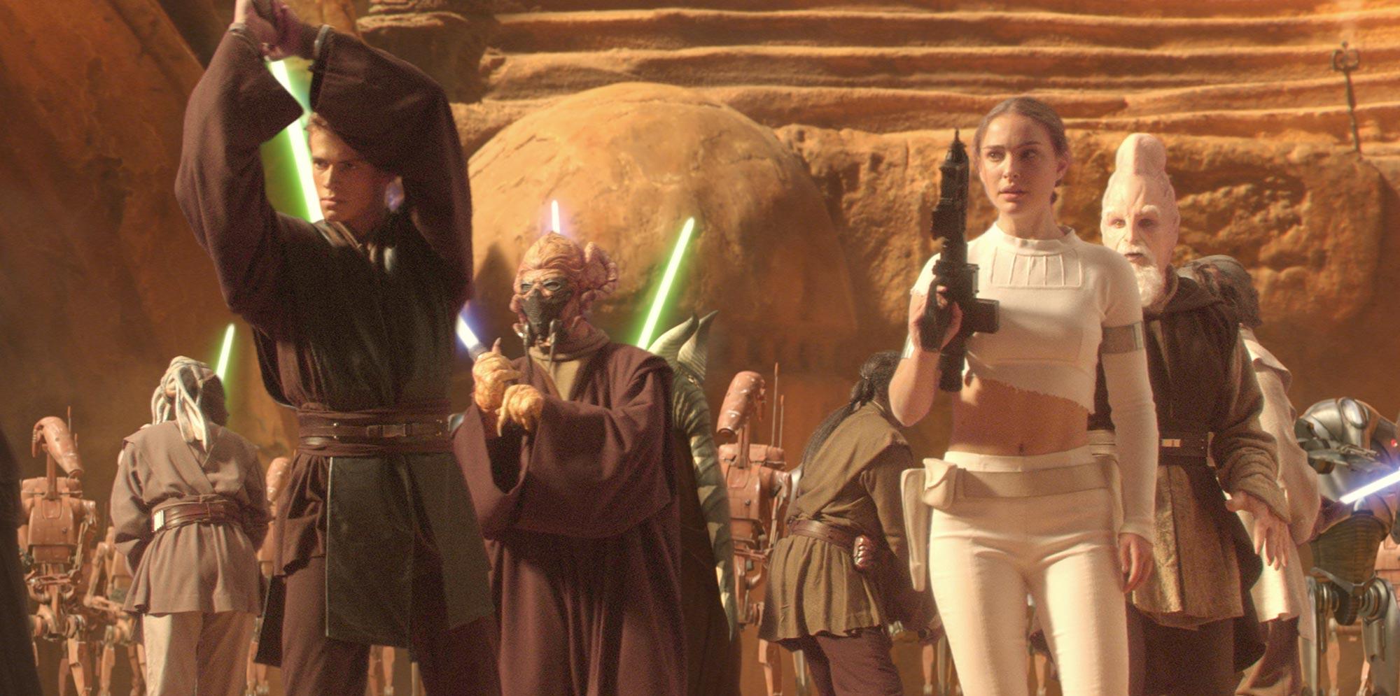 Star Wars Ranking Star Wars: Episode II - Attack of the Clones