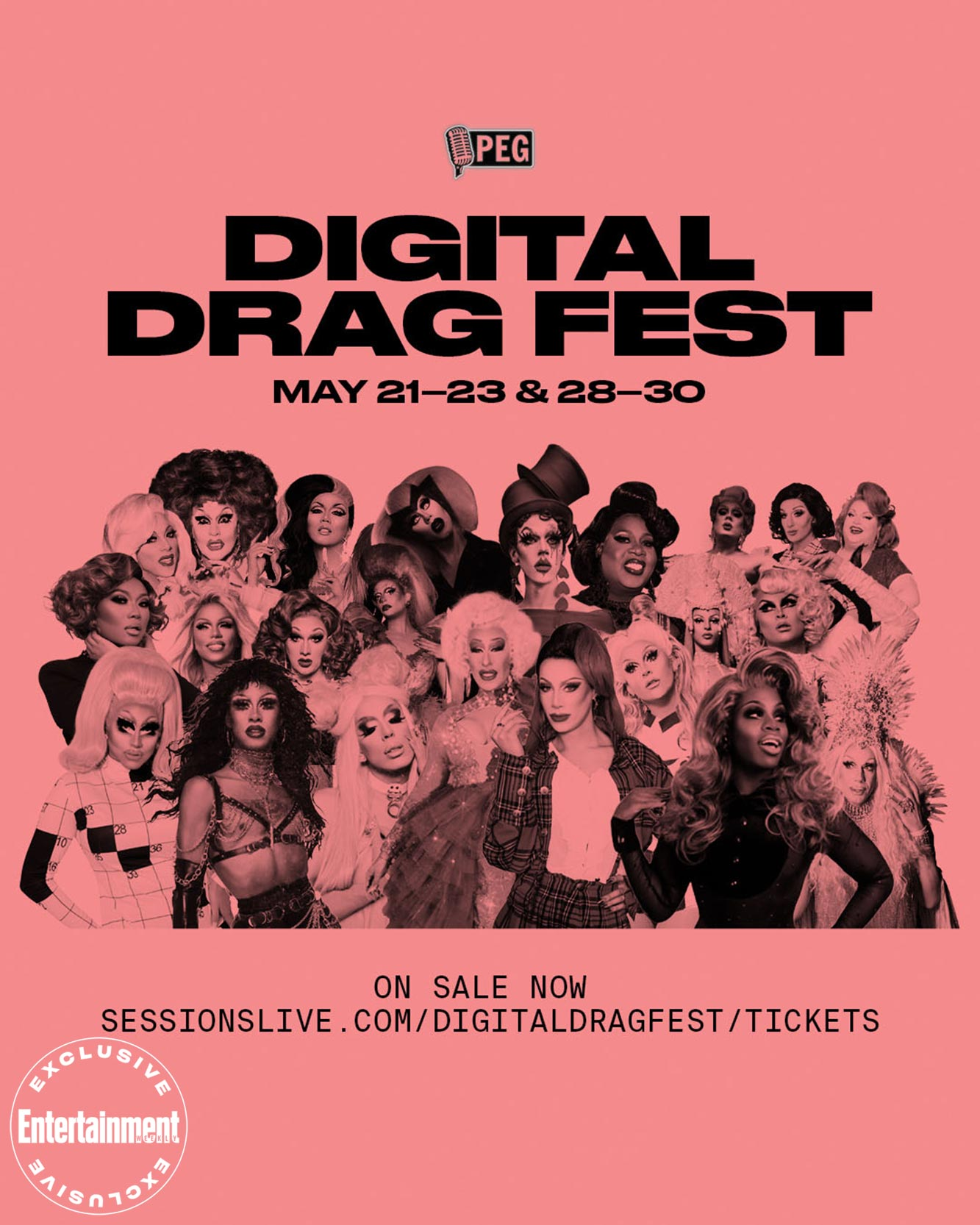 Digital Drag Fest