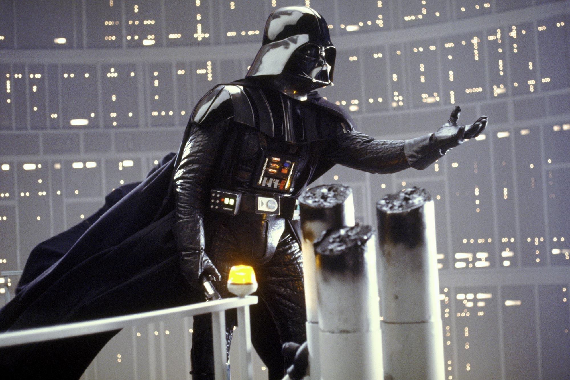 Star Wars Ranking Star Wars Episode V: The Empire Strikes Back (1980)