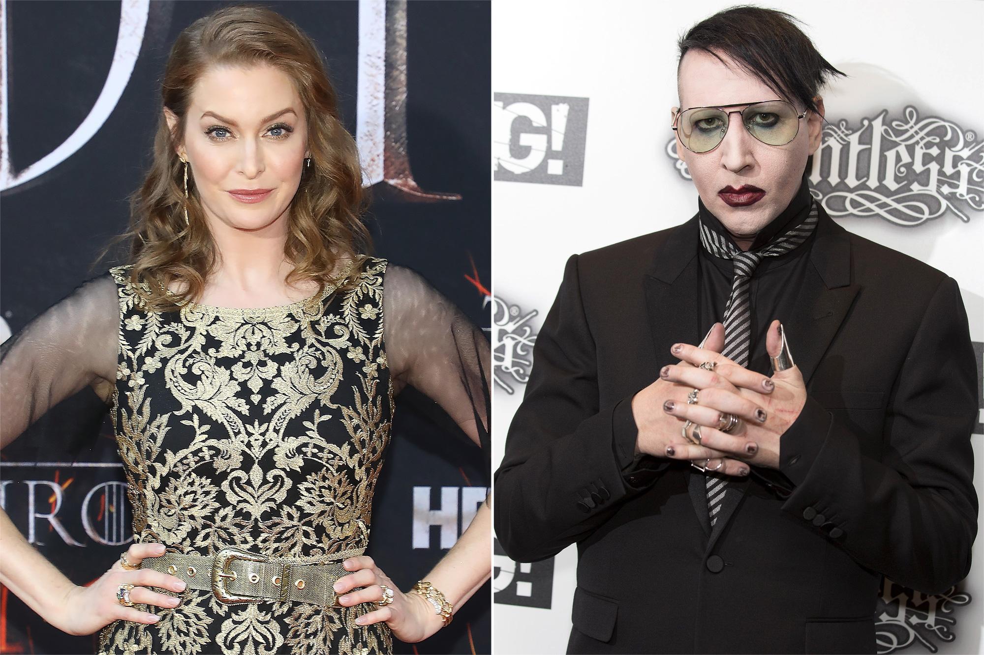 Esmé Bianco, Marilyn Manson