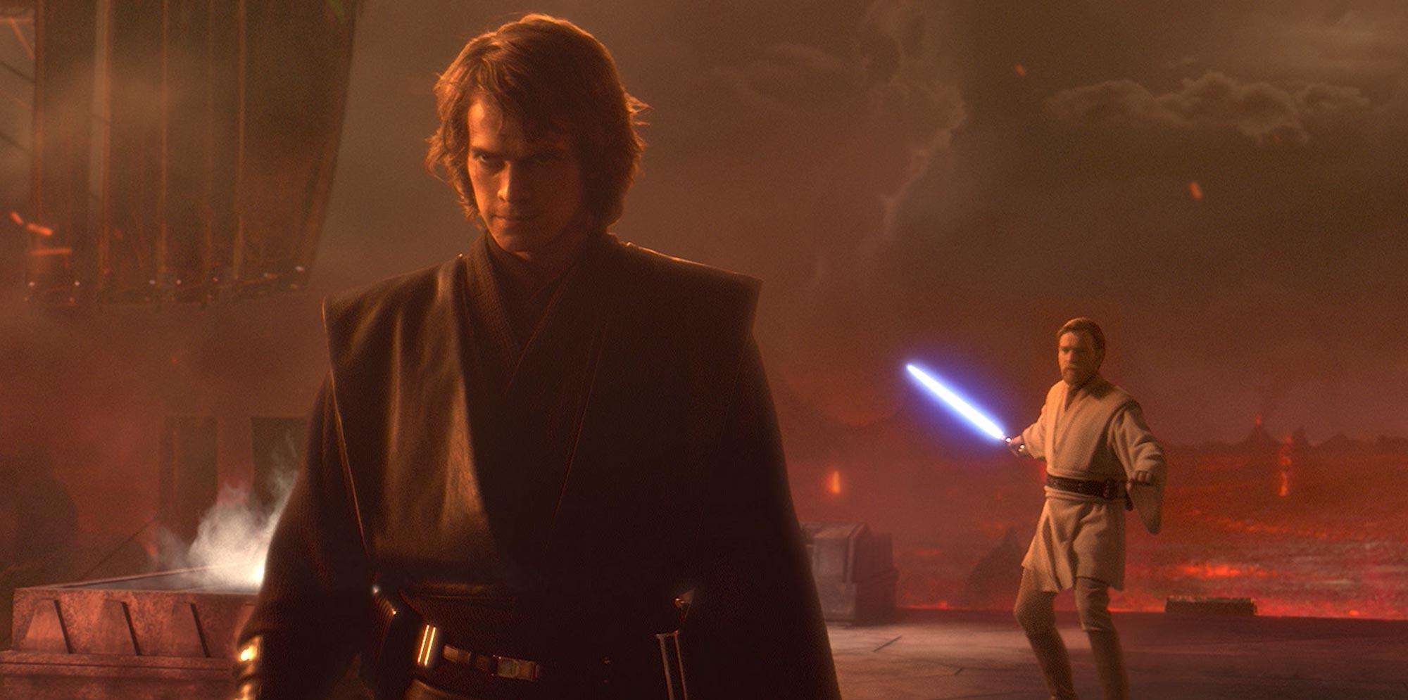 Star Wars Ranking Star Wars: Revenge of the Sith