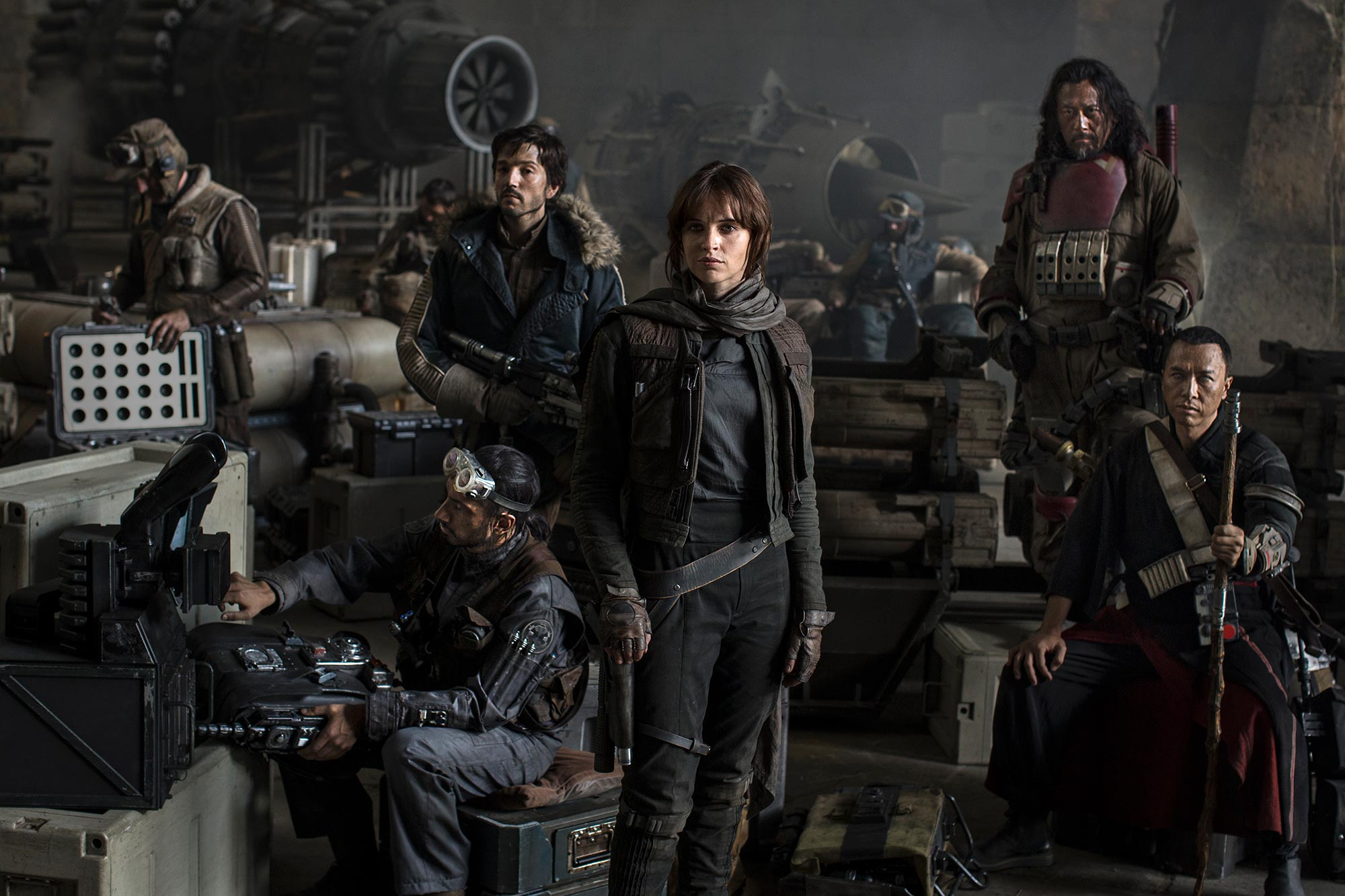 Star Wars Ranking Rogue One: A Star Wars Story