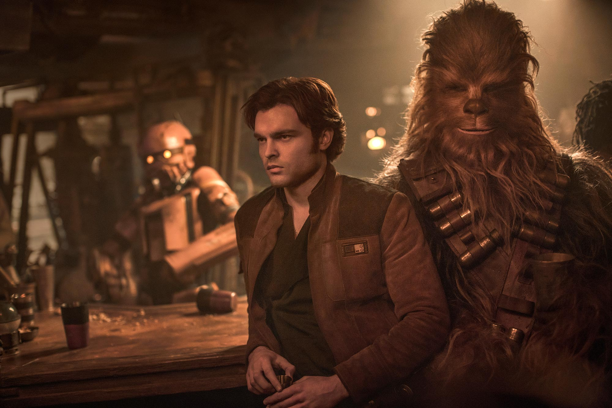 Star Wars Ranking SOLO: A STAR WARS STORY