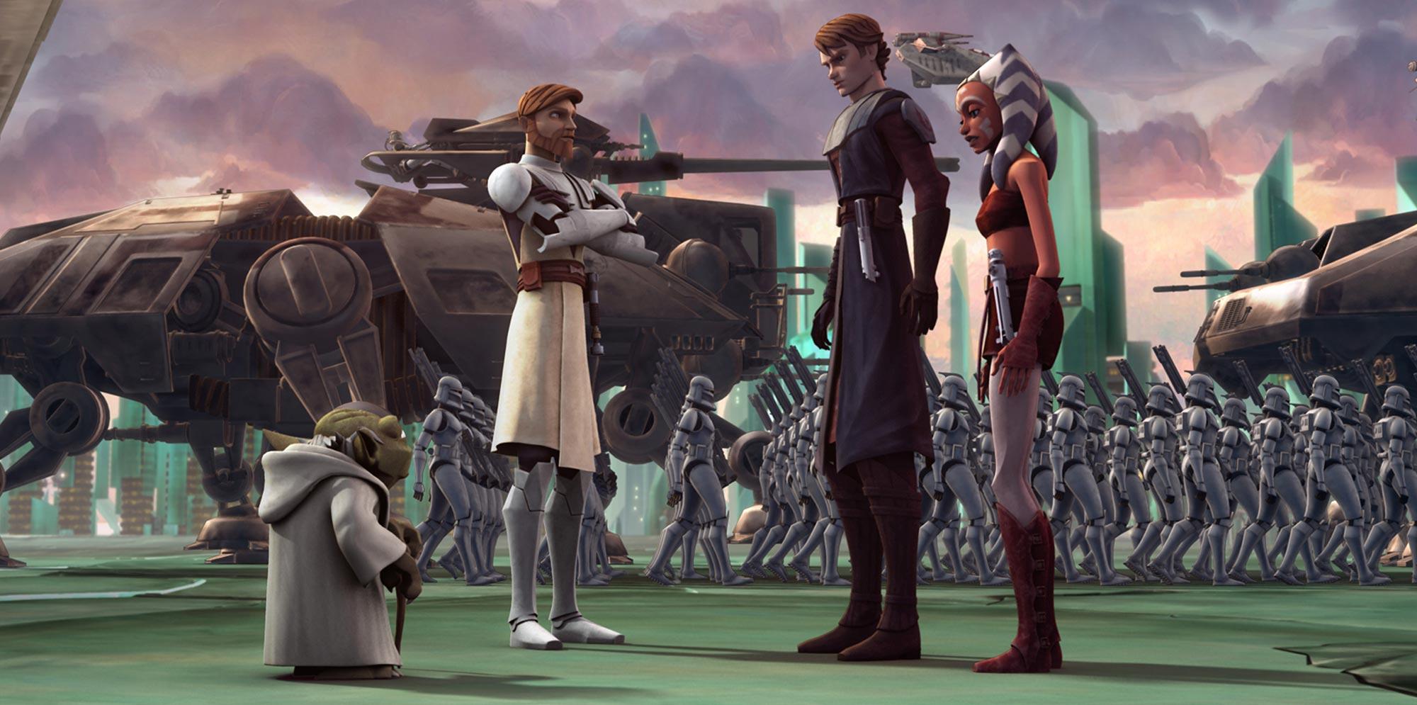 Star Wars Ranking Star Wars: The Clone Wars 2008