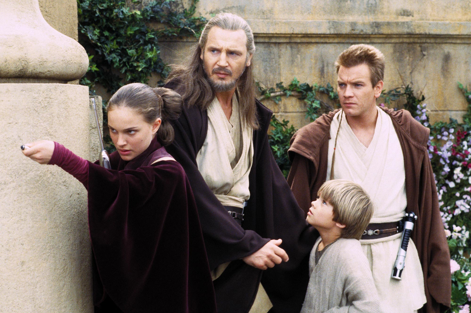 Star Wars Ranking Star Wars: Episode I - The Phantom Menace