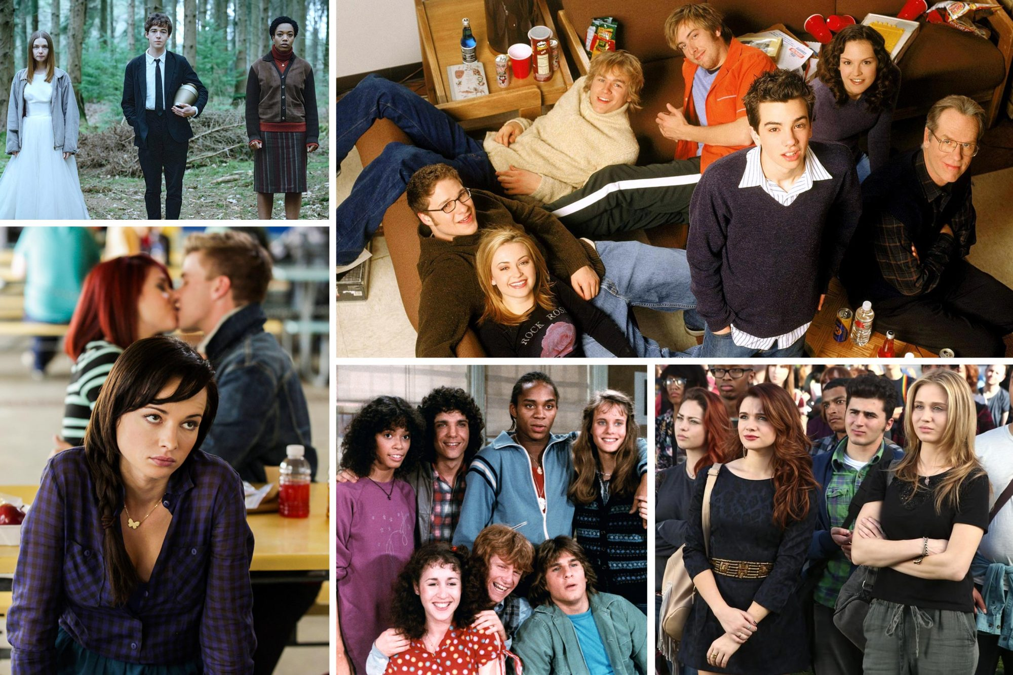 Underrated Teen Shows