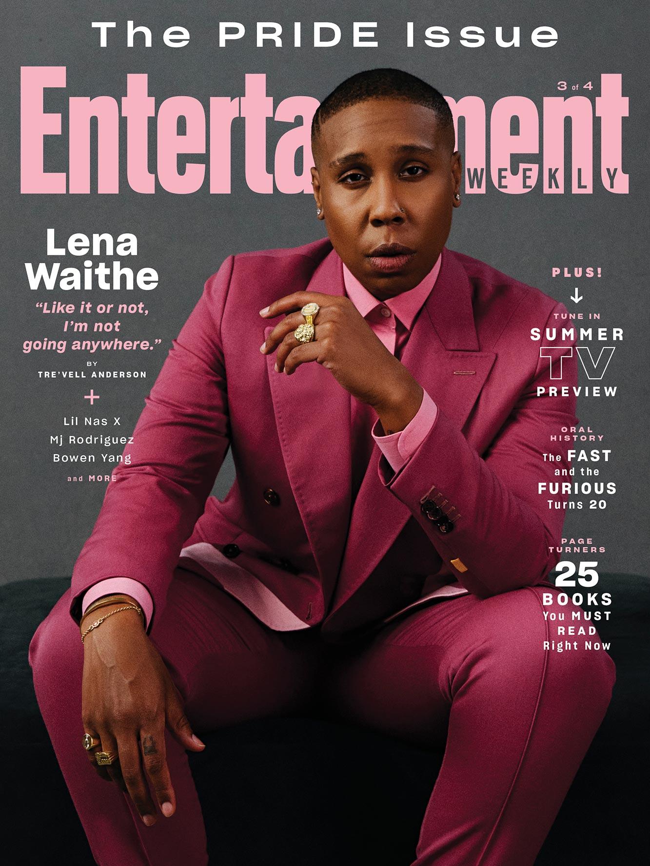 EW Pride 2021 cover